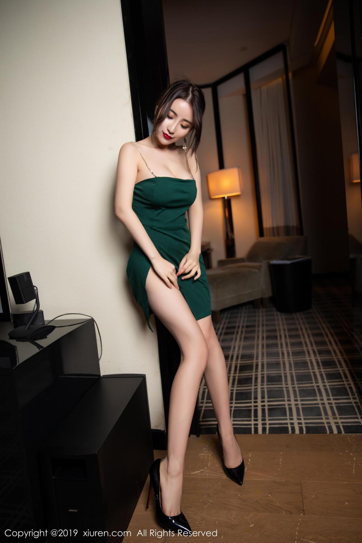 [XiuRen] Vol.1533 Xie Zhi Xin 28P, Tall, Xie Zhi Xin, Xiuren