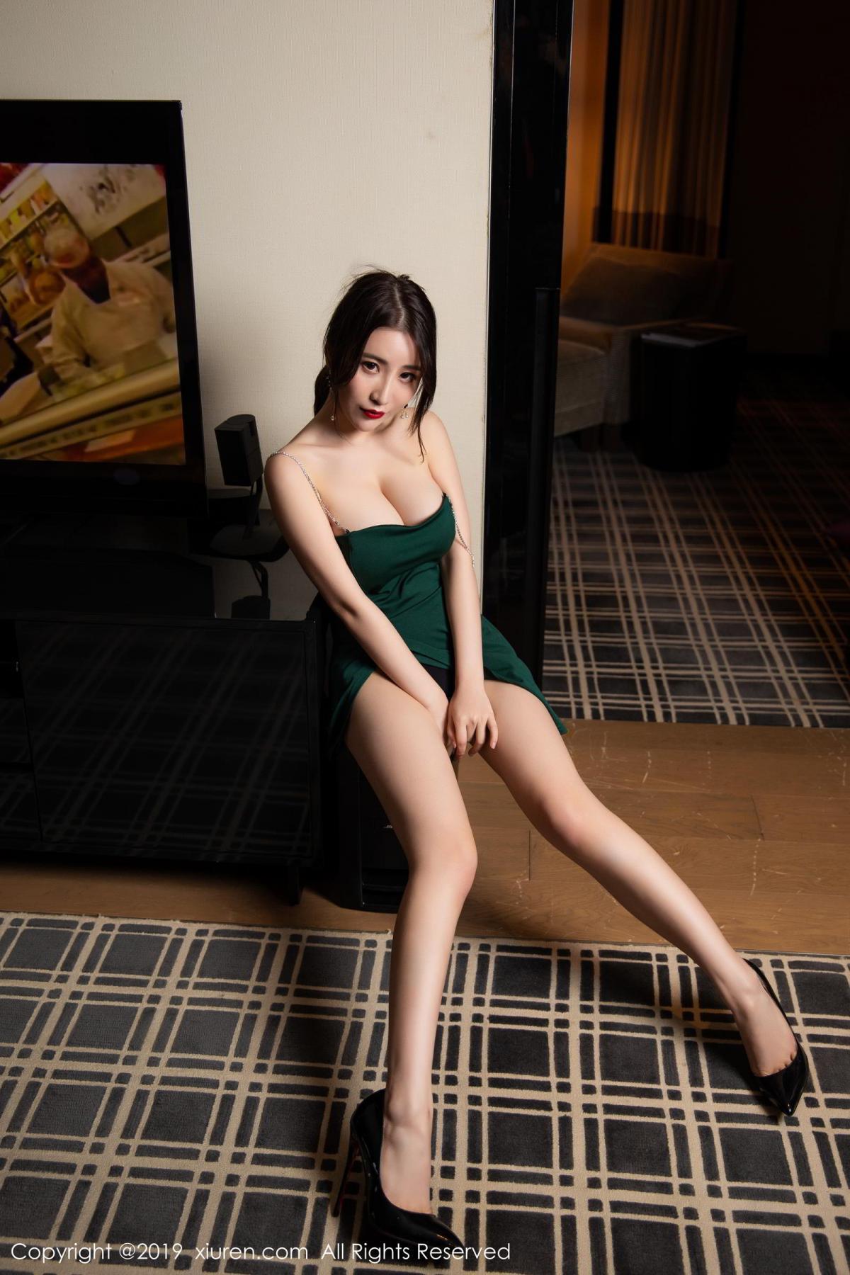 [XiuRen] Vol.1533 Xie Zhi Xin 34P, Tall, Xie Zhi Xin, Xiuren