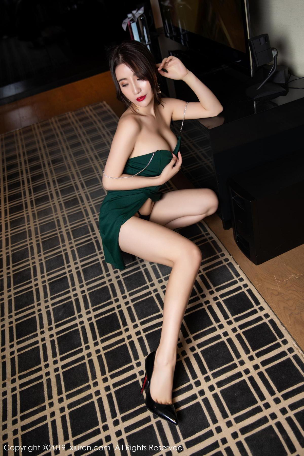 [XiuRen] Vol.1533 Xie Zhi Xin 40P, Tall, Xie Zhi Xin, Xiuren