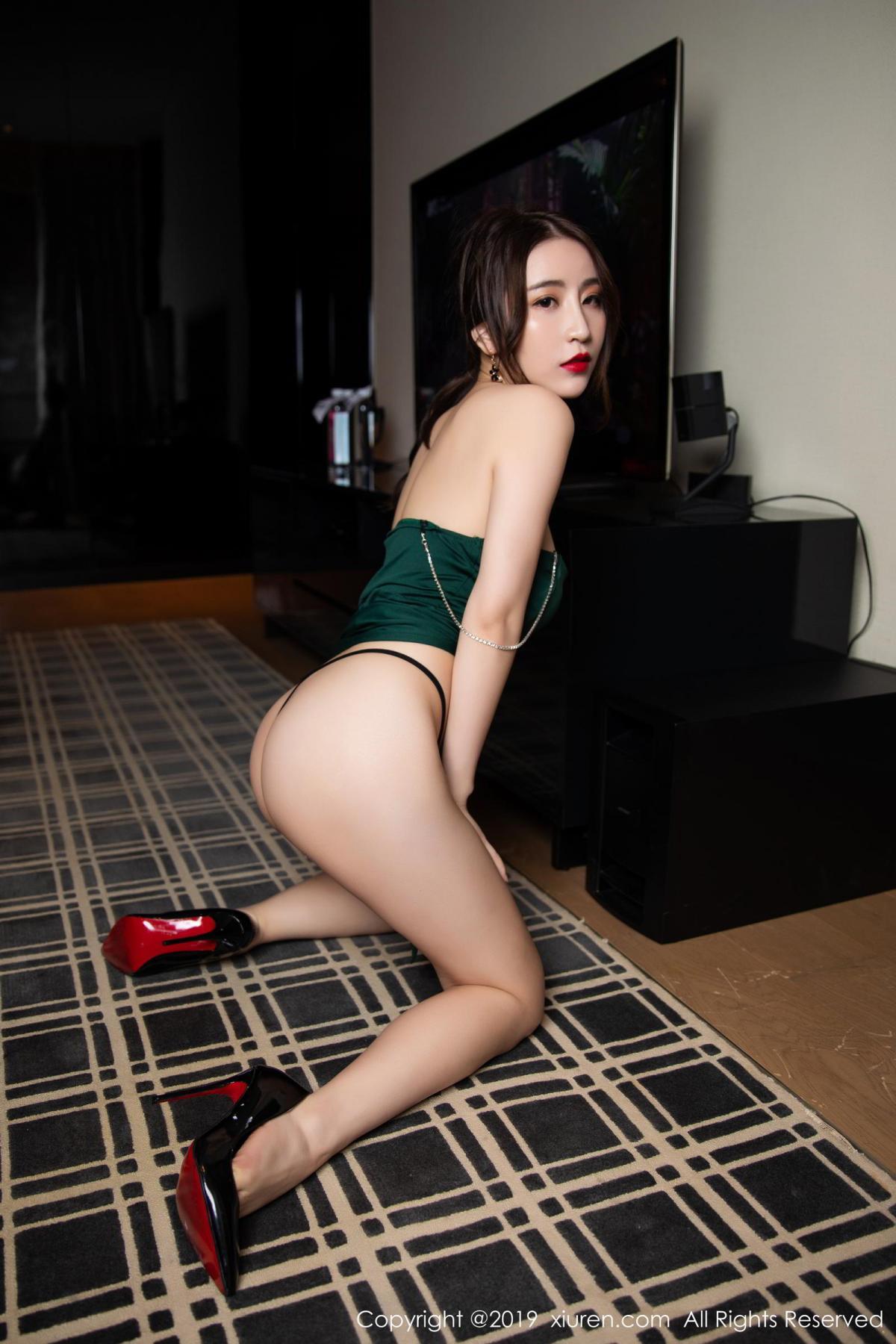 [XiuRen] Vol.1533 Xie Zhi Xin 42P, Tall, Xie Zhi Xin, Xiuren