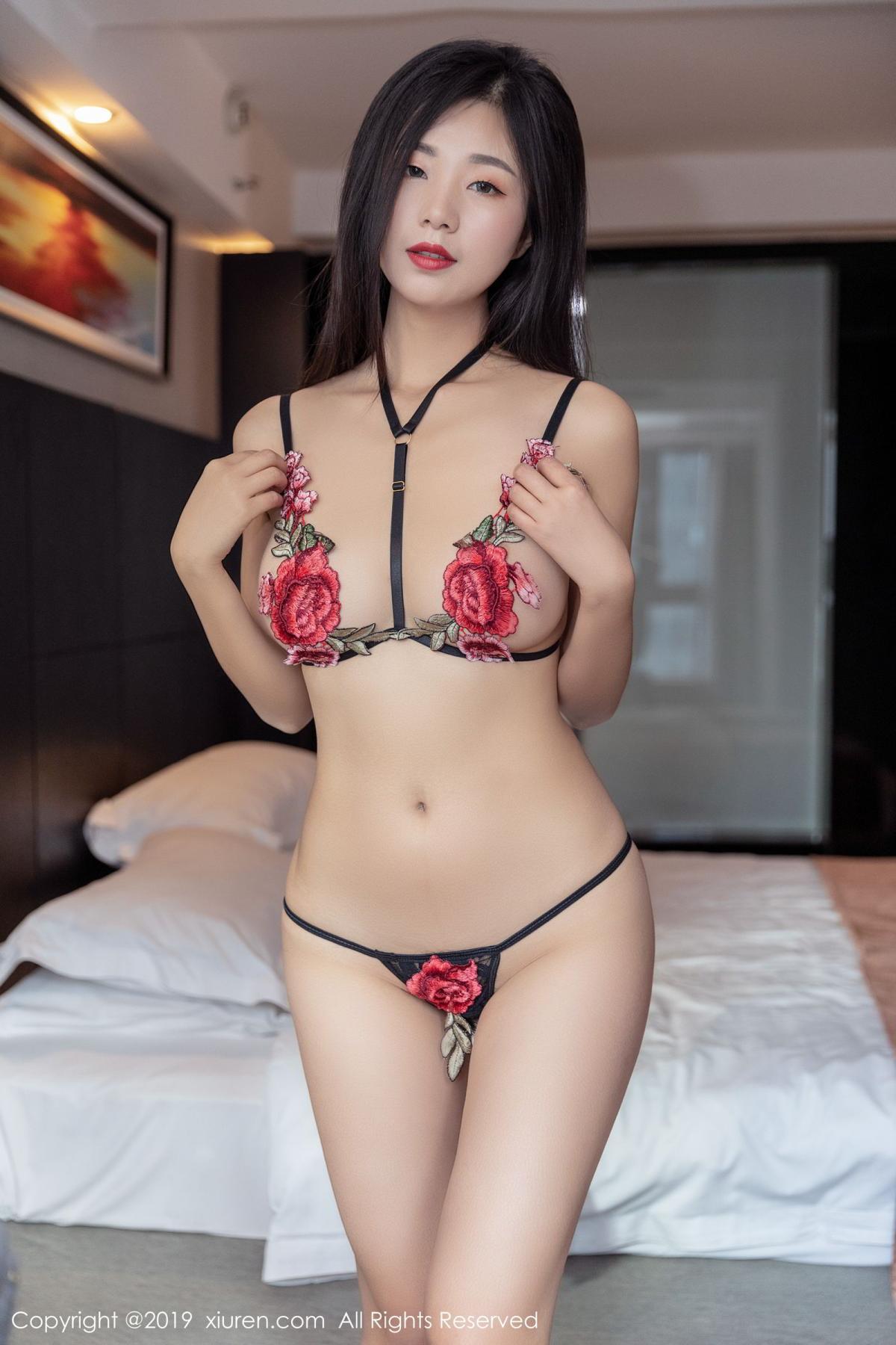 [XiuRen] Vol.1535 Song Ki Ki 25P, Sexy, Song Ki Ki, Underwear, Xiuren