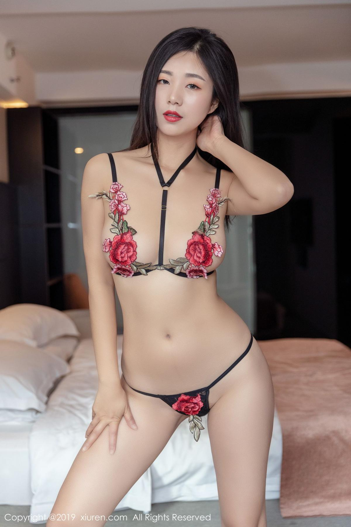 [XiuRen] Vol.1535 Song Ki Ki 26P, Sexy, Song Ki Ki, Underwear, Xiuren