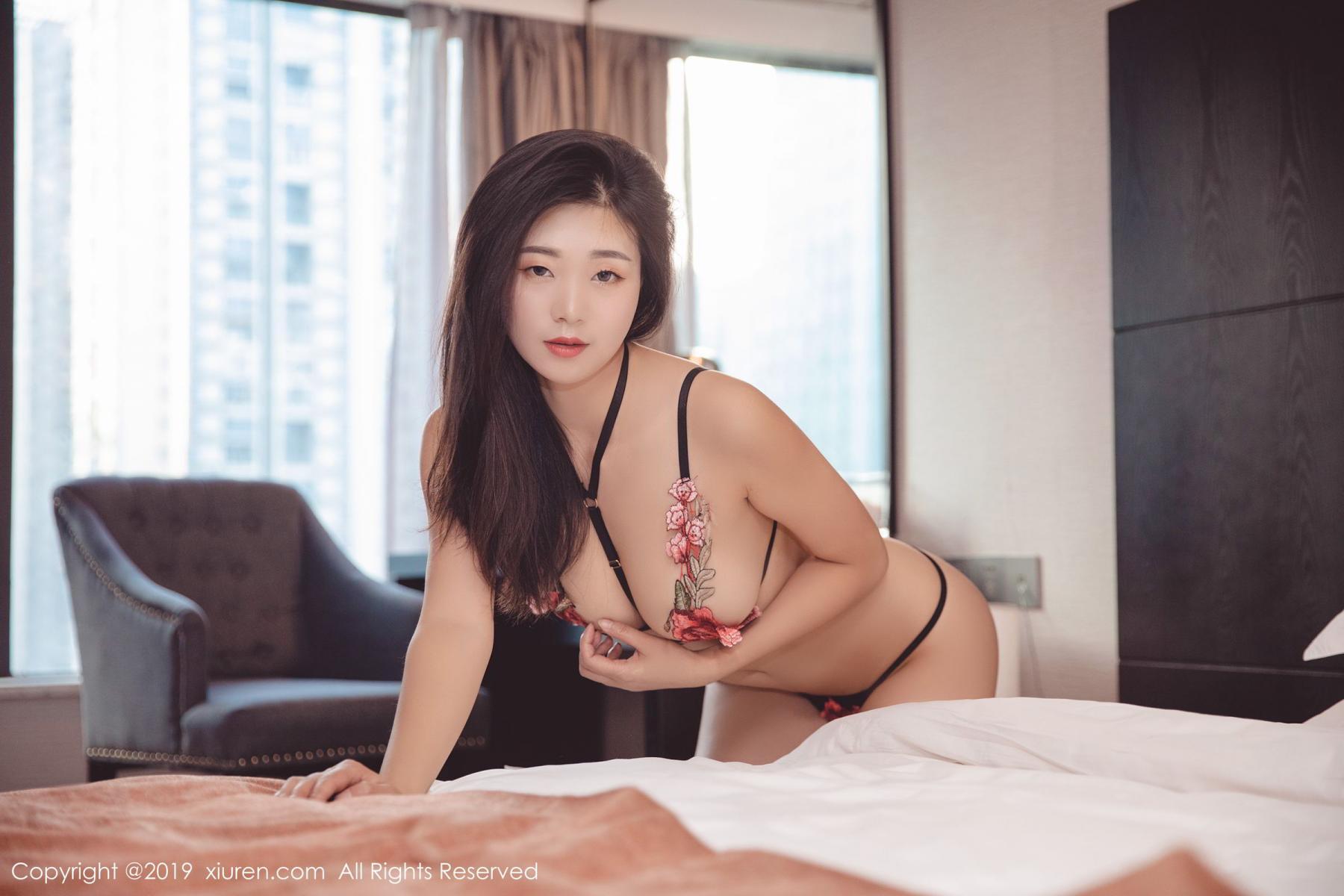 [XiuRen] Vol.1535 Song Ki Ki 35P, Sexy, Song Ki Ki, Underwear, Xiuren