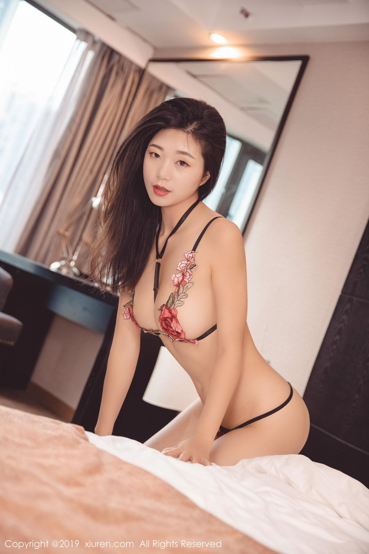 [XiuRen] Vol.1535 Song Ki Ki 37P, Sexy, Song Ki Ki, Underwear, Xiuren