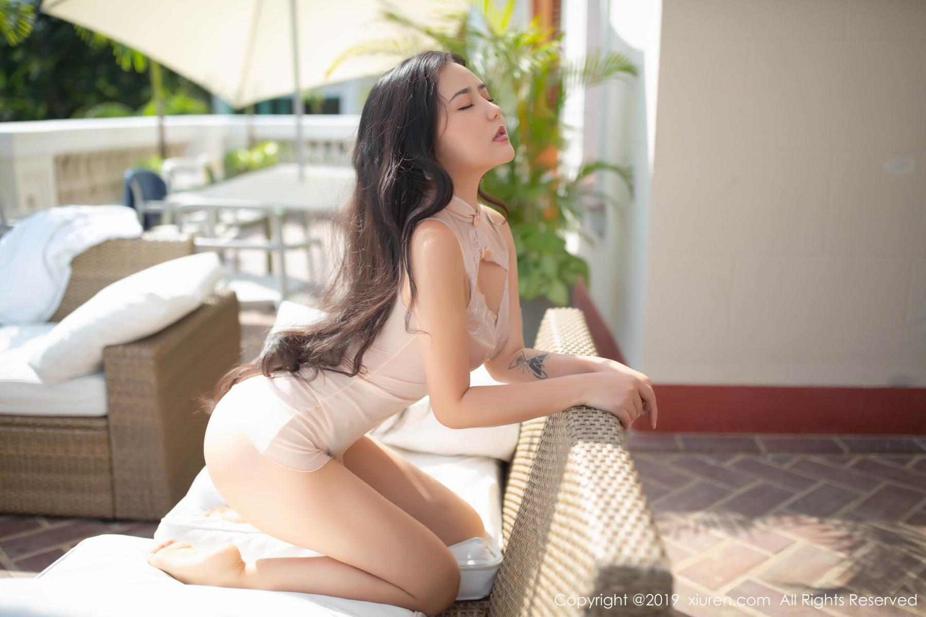 [XiuRen] Vol.1537 Ma Lu Na 11P, Big Booty, Ma Lu Na, Xiuren