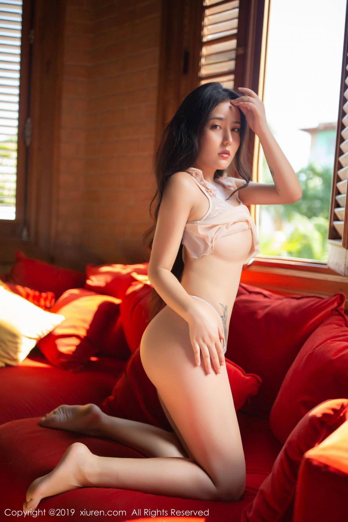 [XiuRen] Vol.1537 Ma Lu Na 18P, Big Booty, Ma Lu Na, Xiuren