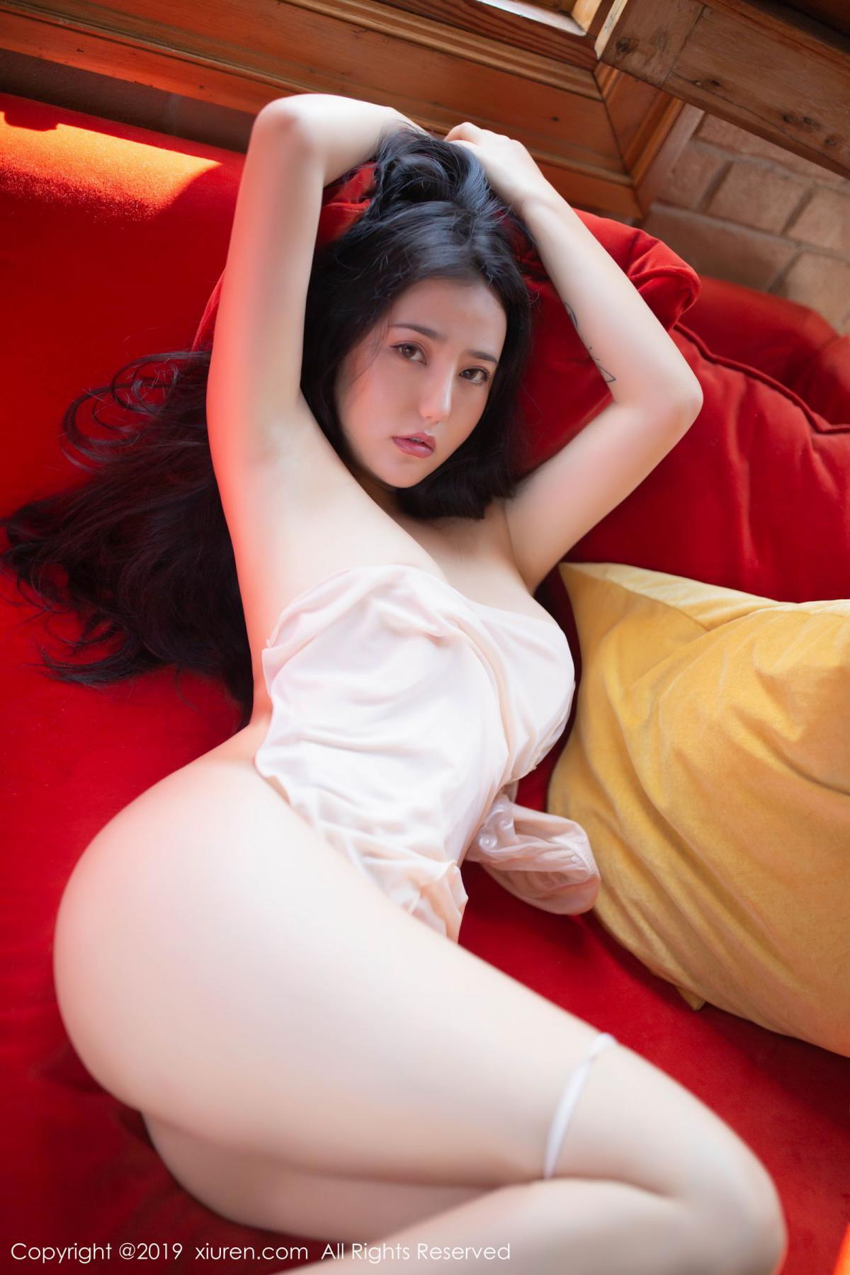 [XiuRen] Vol.1537 Ma Lu Na 42P, Big Booty, Ma Lu Na, Xiuren