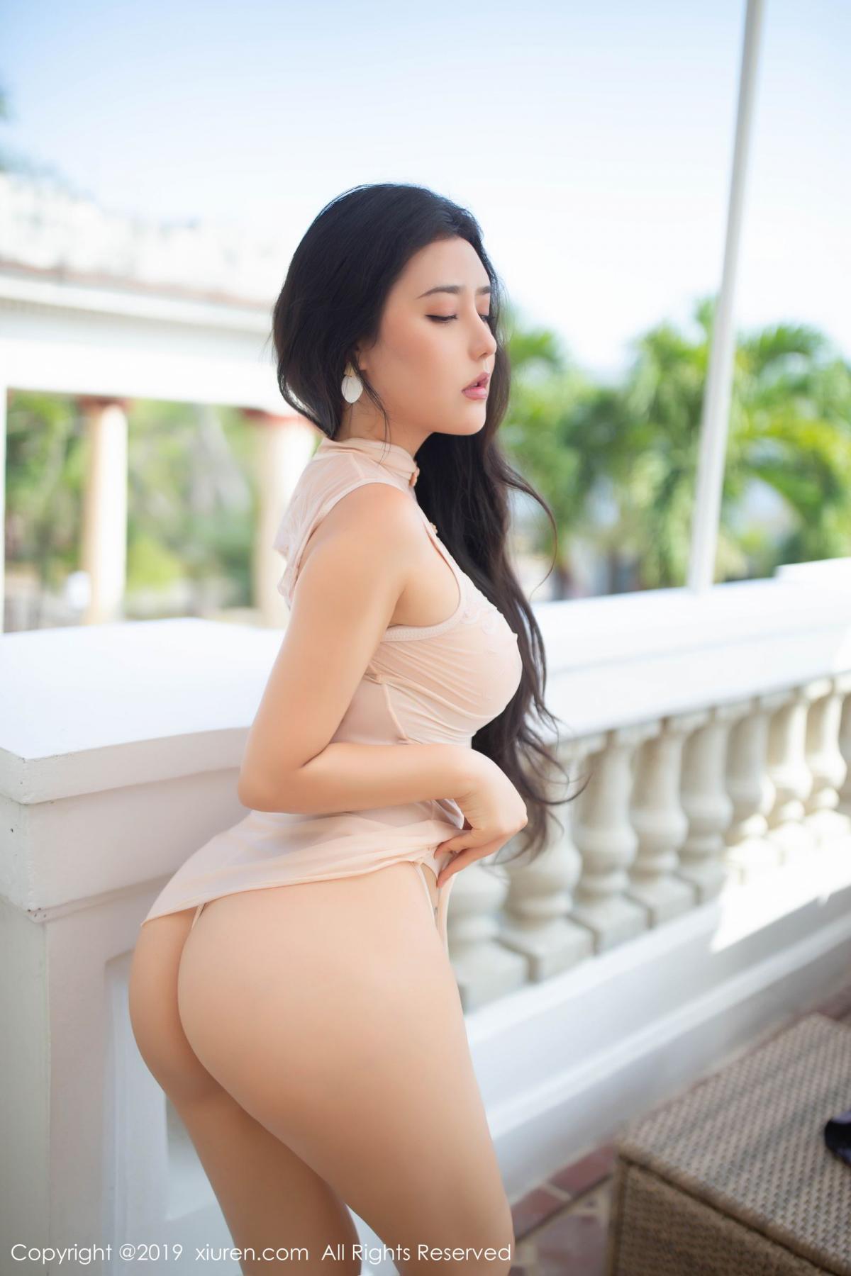 [XiuRen] Vol.1537 Ma Lu Na 5P, Big Booty, Ma Lu Na, Xiuren