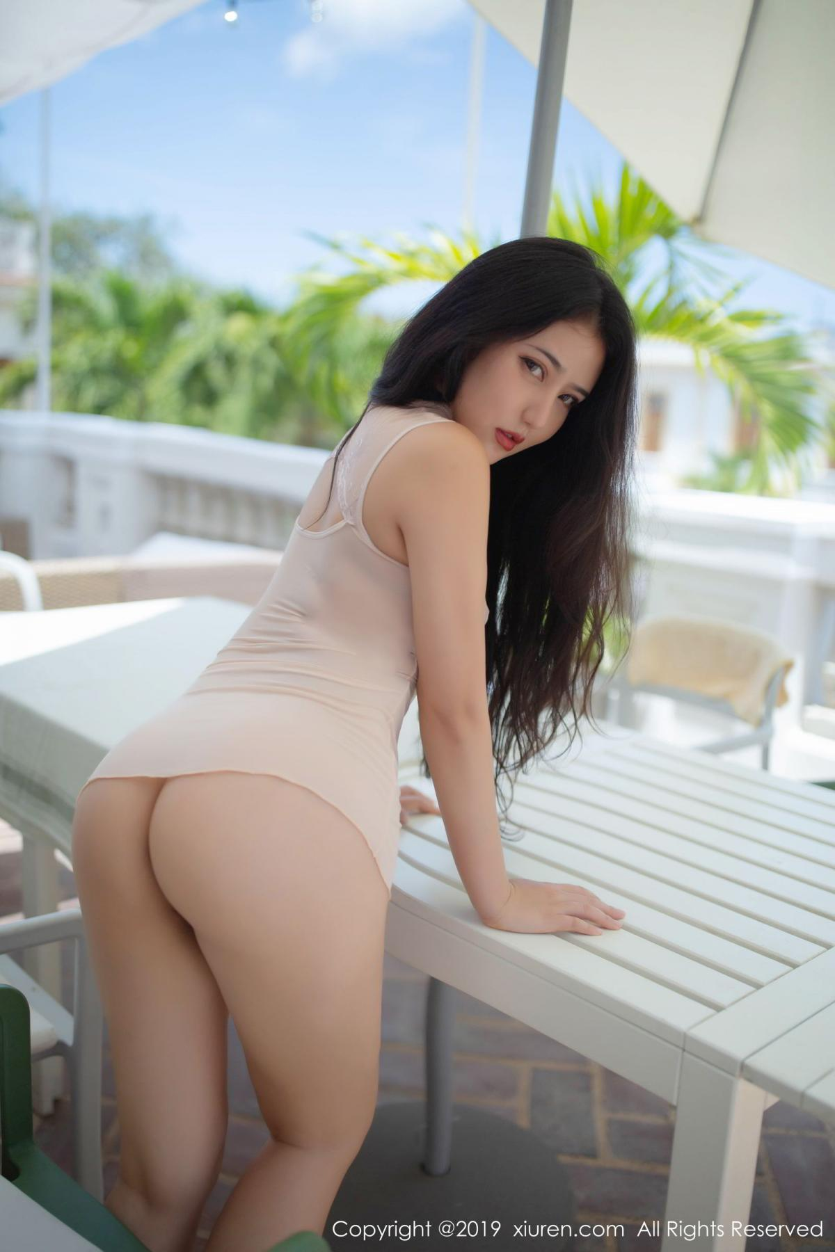 [XiuRen] Vol.1537 Ma Lu Na 7P, Big Booty, Ma Lu Na, Xiuren