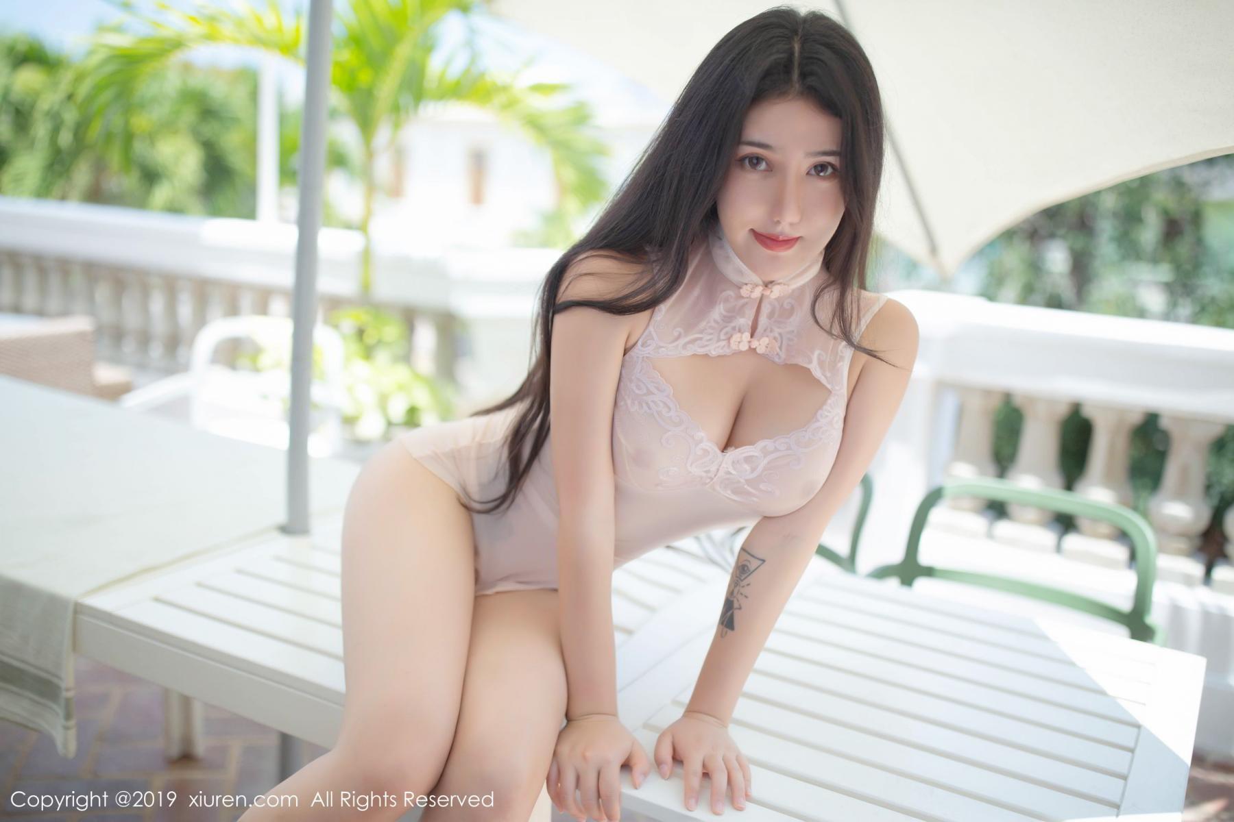 [XiuRen] Vol.1537 Ma Lu Na 8P, Big Booty, Ma Lu Na, Xiuren