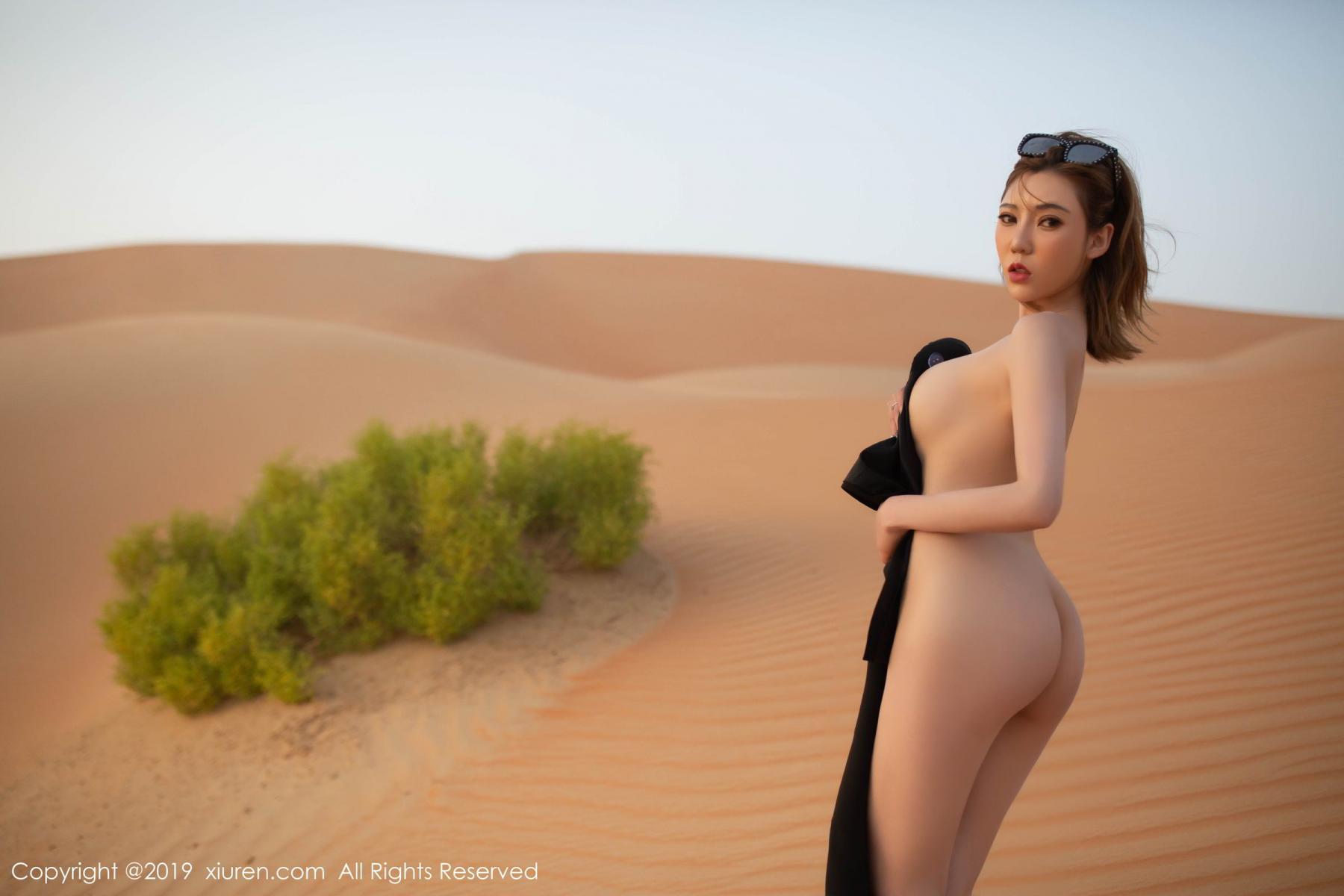 [XiuRen] Vol.1539 Meng Han Yao 23P, Adult, Desert, Meng Han Yao, Xiuren