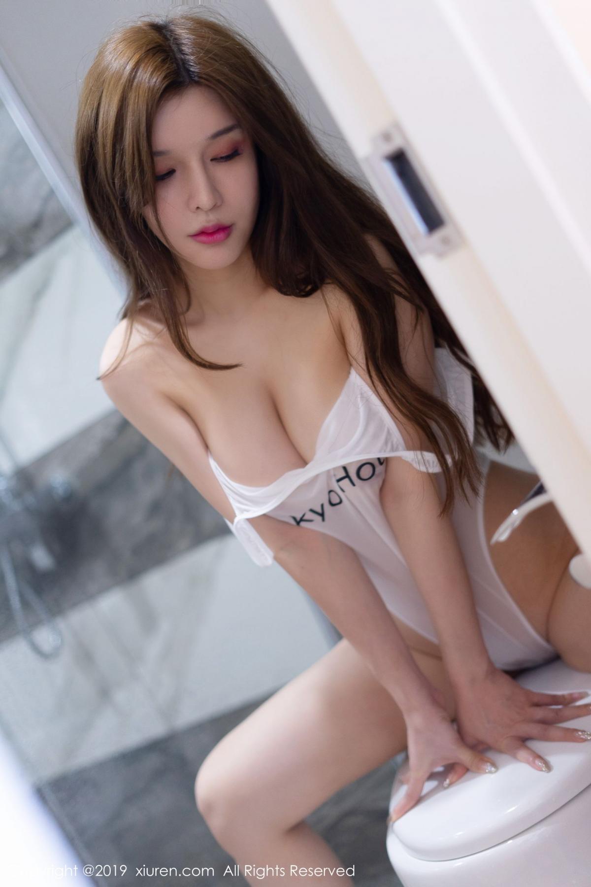 [XiuRen] Vol.1540 Chun Xiao Xi 19P, Bathroom, Chun Xiao Xi, Wet, Xiuren