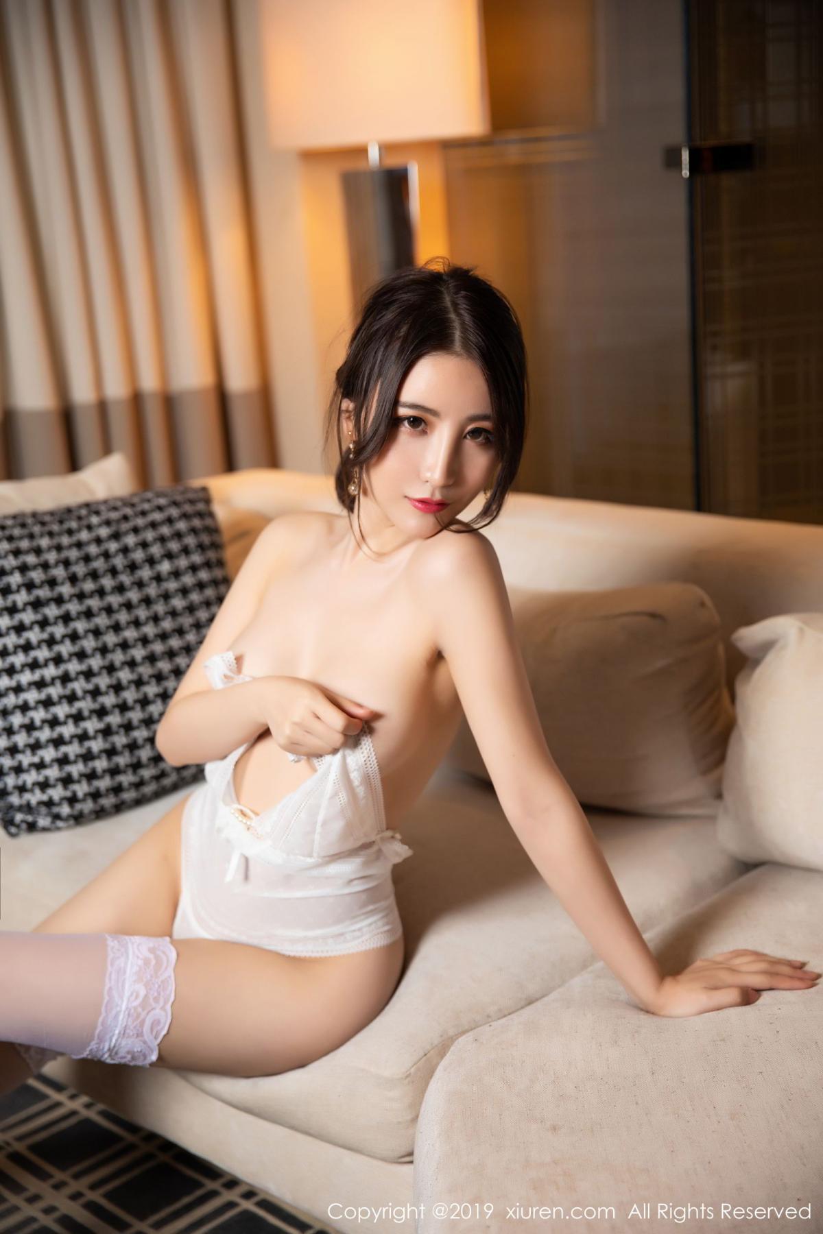 [XiuRen] Vol.1543 Xie Zhi Xin 57P, Tall, Xie Zhi Xin, Xiuren