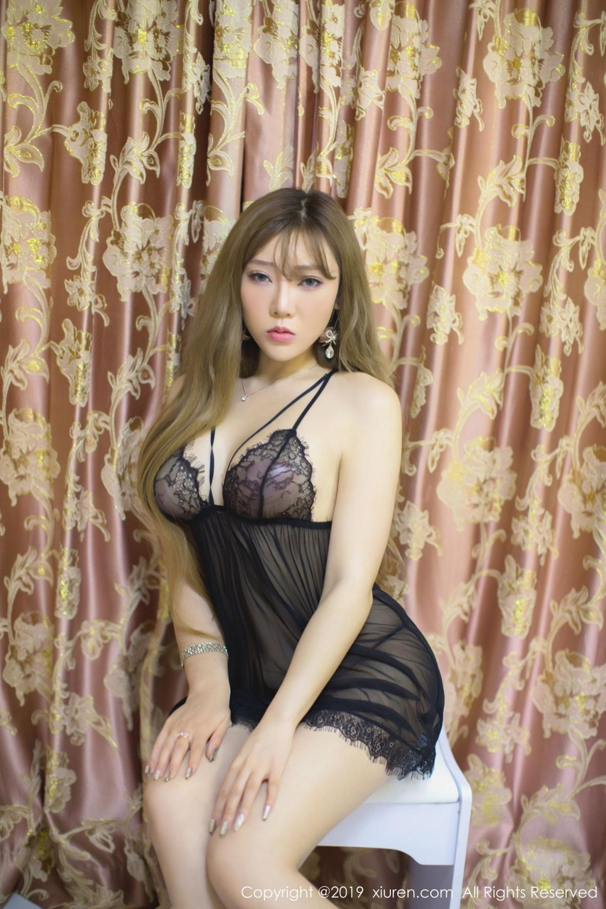 [XiuRen] Vol.1548 Meng Han Yao 3P, Meng Han Yao, Underwear, Xiuren