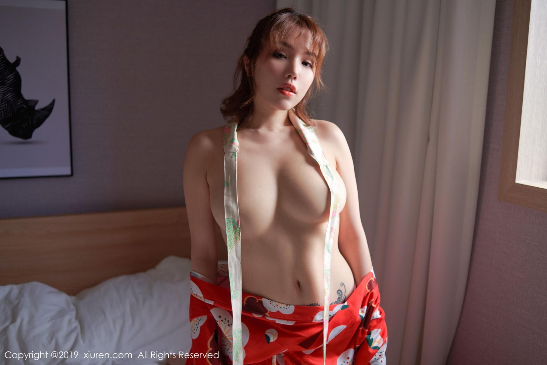 [XiuRen] Vol.1549 Huang Le Ran 30P, Huang Le Ran, Kimono, Sexy, Xiuren