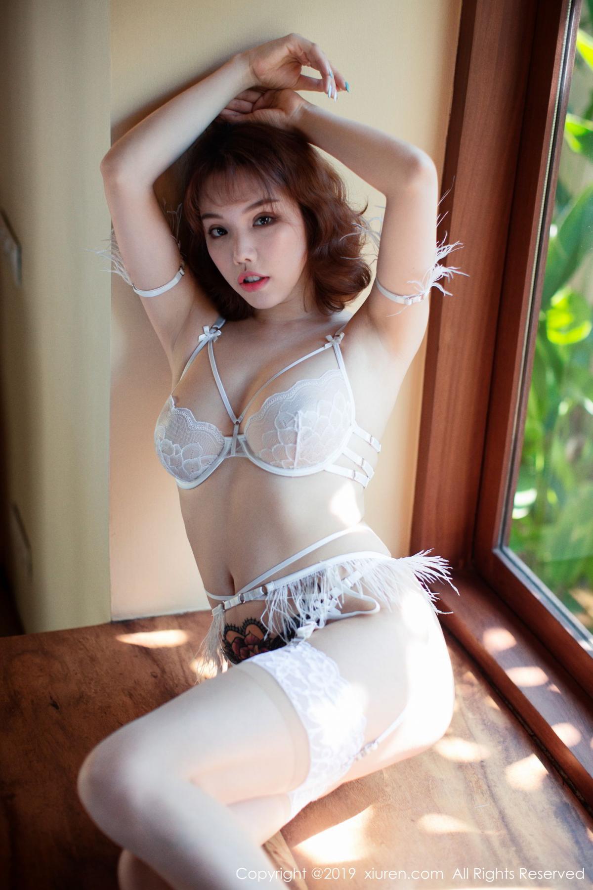 [XiuRen] Vol.1562 Huang Le Ran 19P, Huang Le Ran, Underwear, Xiuren