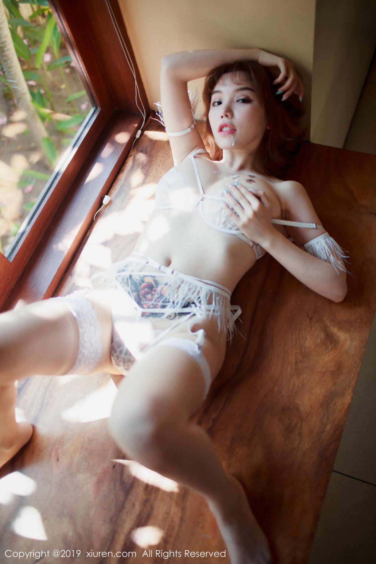 [XiuRen] Vol.1562 Huang Le Ran 48P, Huang Le Ran, Underwear, Xiuren