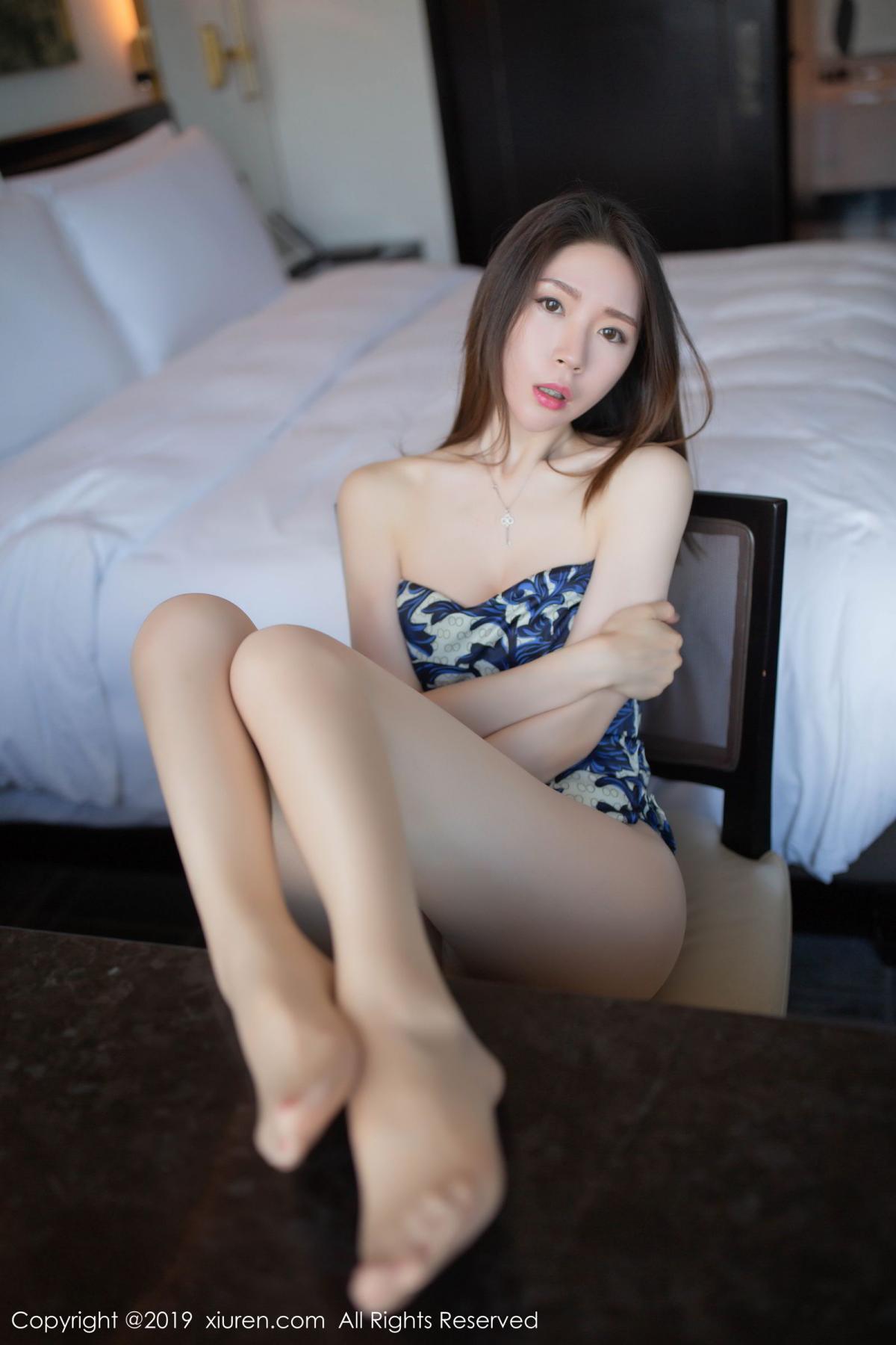 [XiuRen] Vol.1564 Meng Xin Yue 66P, Cheongsam, Meng Xin Yue, Tall, Xiuren