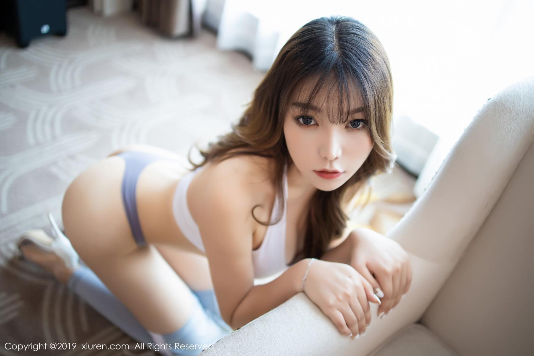 [XiuRen] Vol.1569 Chen Zhi 43P, Big Booty, Chen Zhi, Xiuren