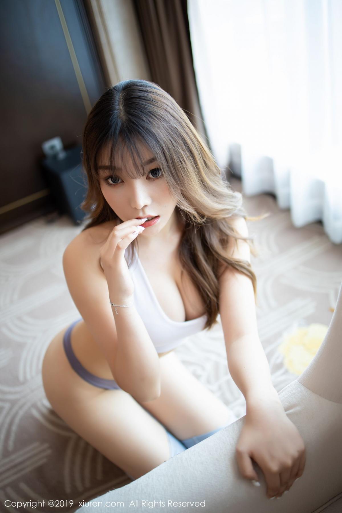 [XiuRen] Vol.1569 Chen Zhi 44P, Big Booty, Chen Zhi, Xiuren