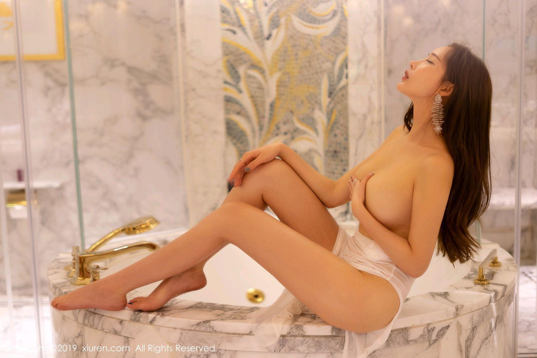 [XiuRen] Vol.1575 Zhou Yan Xi 20P, Adult, Bathroom, Mu Mu Baby, Xiuren, Zhou Yan Xi