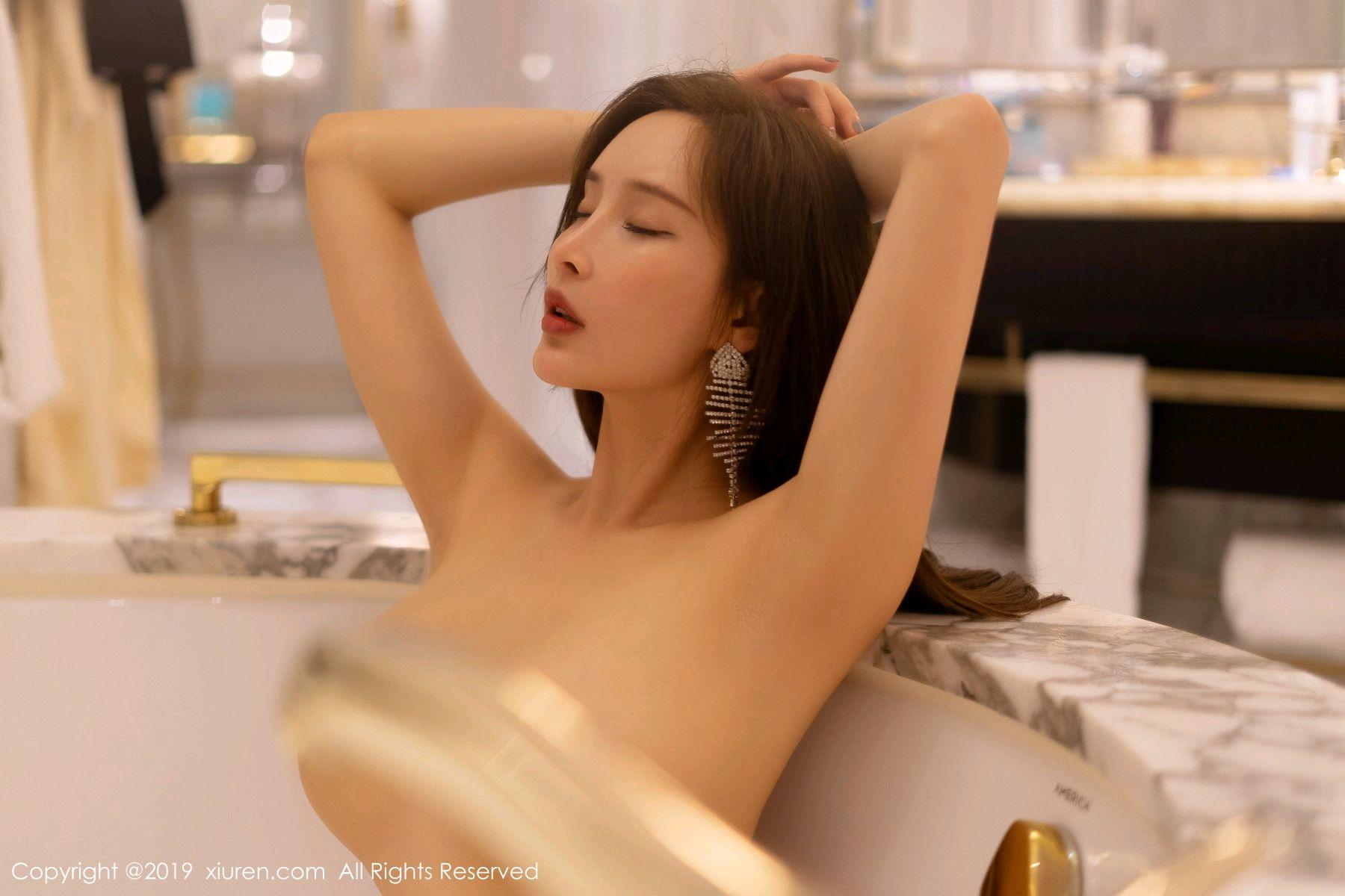 [XiuRen] Vol.1575 Zhou Yan Xi 22P, Adult, Bathroom, Mu Mu Baby, Xiuren, Zhou Yan Xi