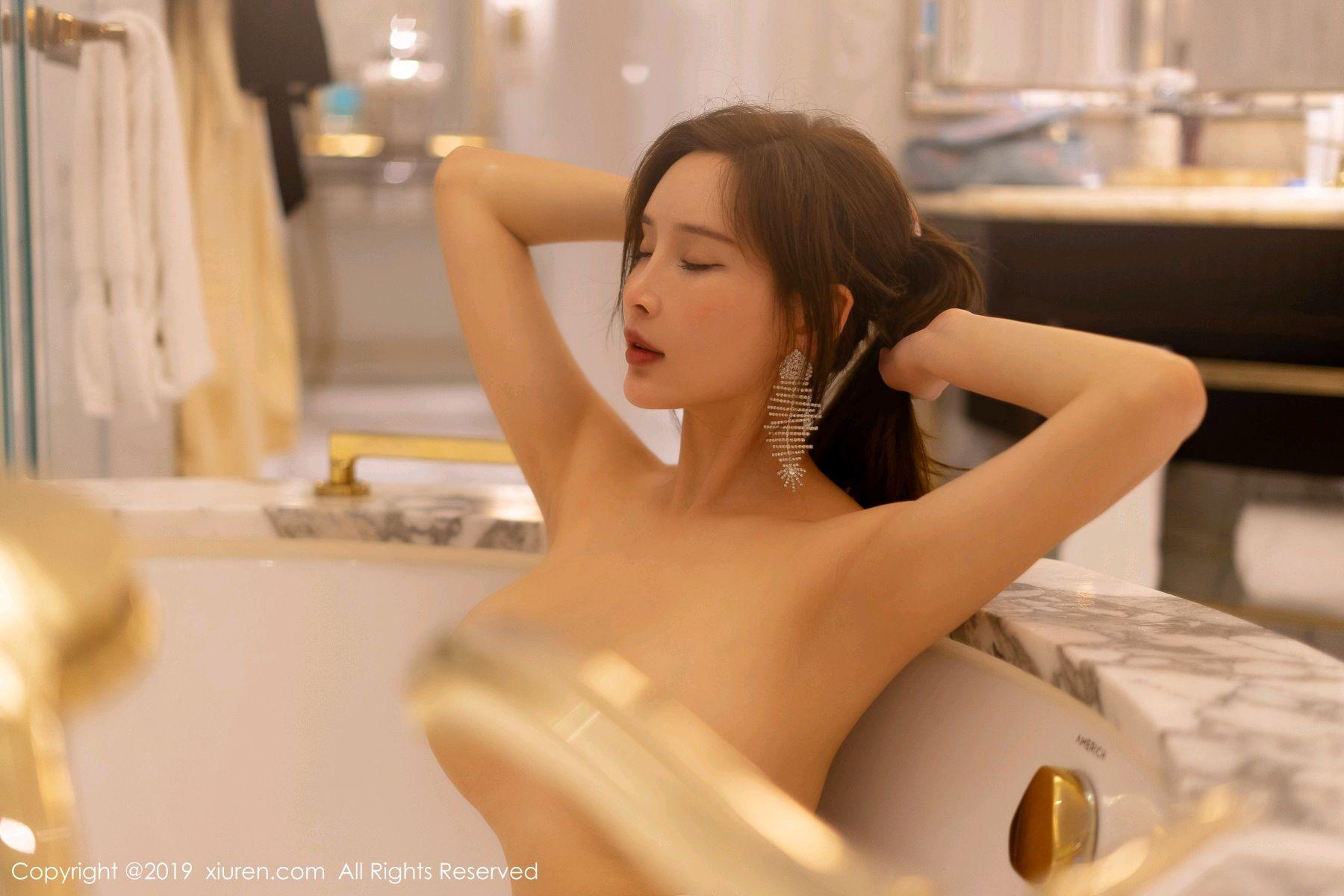 [XiuRen] Vol.1575 Zhou Yan Xi 23P, Adult, Bathroom, Mu Mu Baby, Xiuren, Zhou Yan Xi