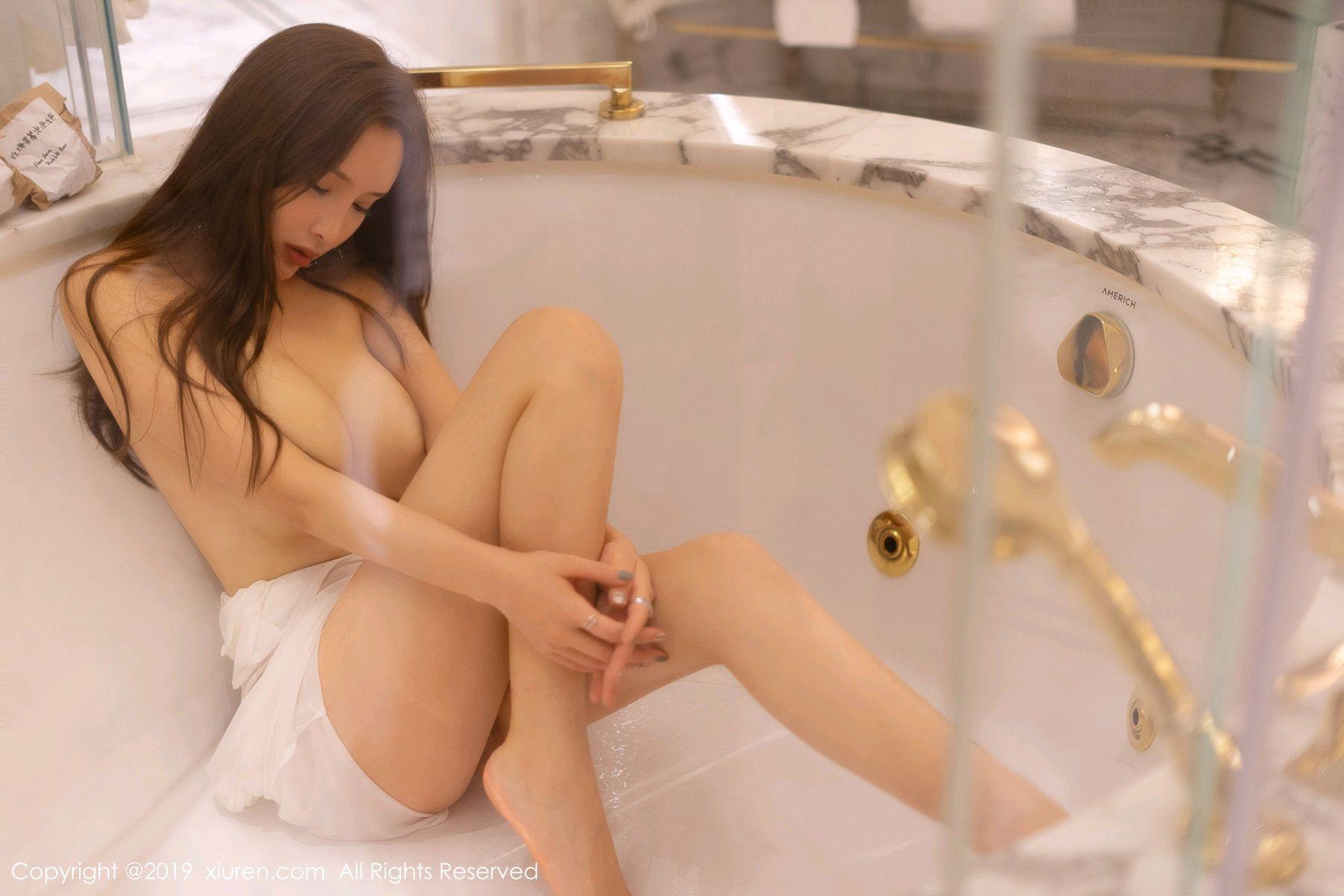 [XiuRen] Vol.1575 Zhou Yan Xi 27P, Adult, Bathroom, Mu Mu Baby, Xiuren, Zhou Yan Xi