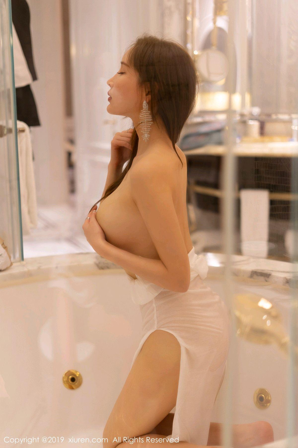 [XiuRen] Vol.1575 Zhou Yan Xi 33P, Adult, Bathroom, Mu Mu Baby, Xiuren, Zhou Yan Xi