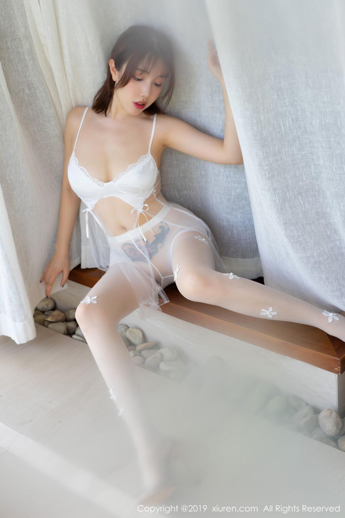 [XiuRen] Vol.1578 Huang Le Ran 17P, Huang Le Ran, Underwear, Xiuren