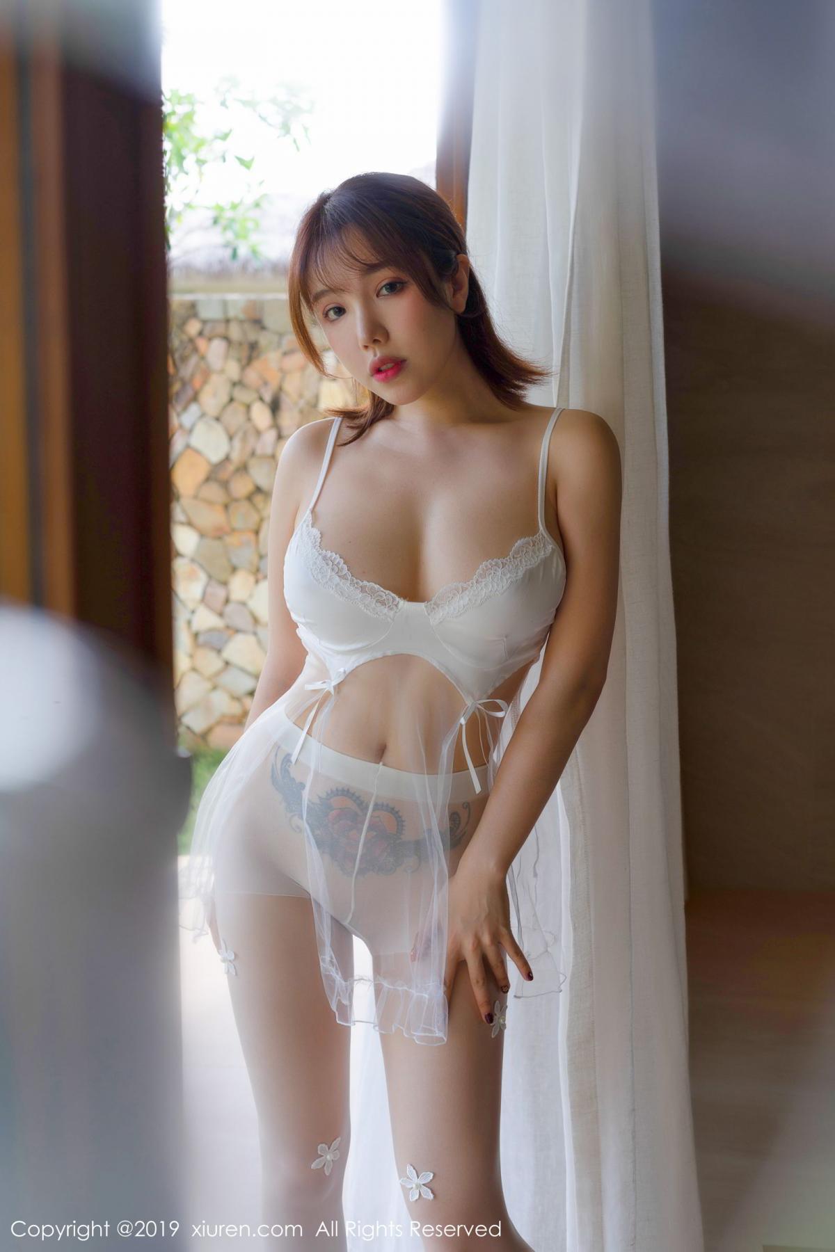 [XiuRen] Vol.1578 Huang Le Ran 1P, Huang Le Ran, Underwear, Xiuren