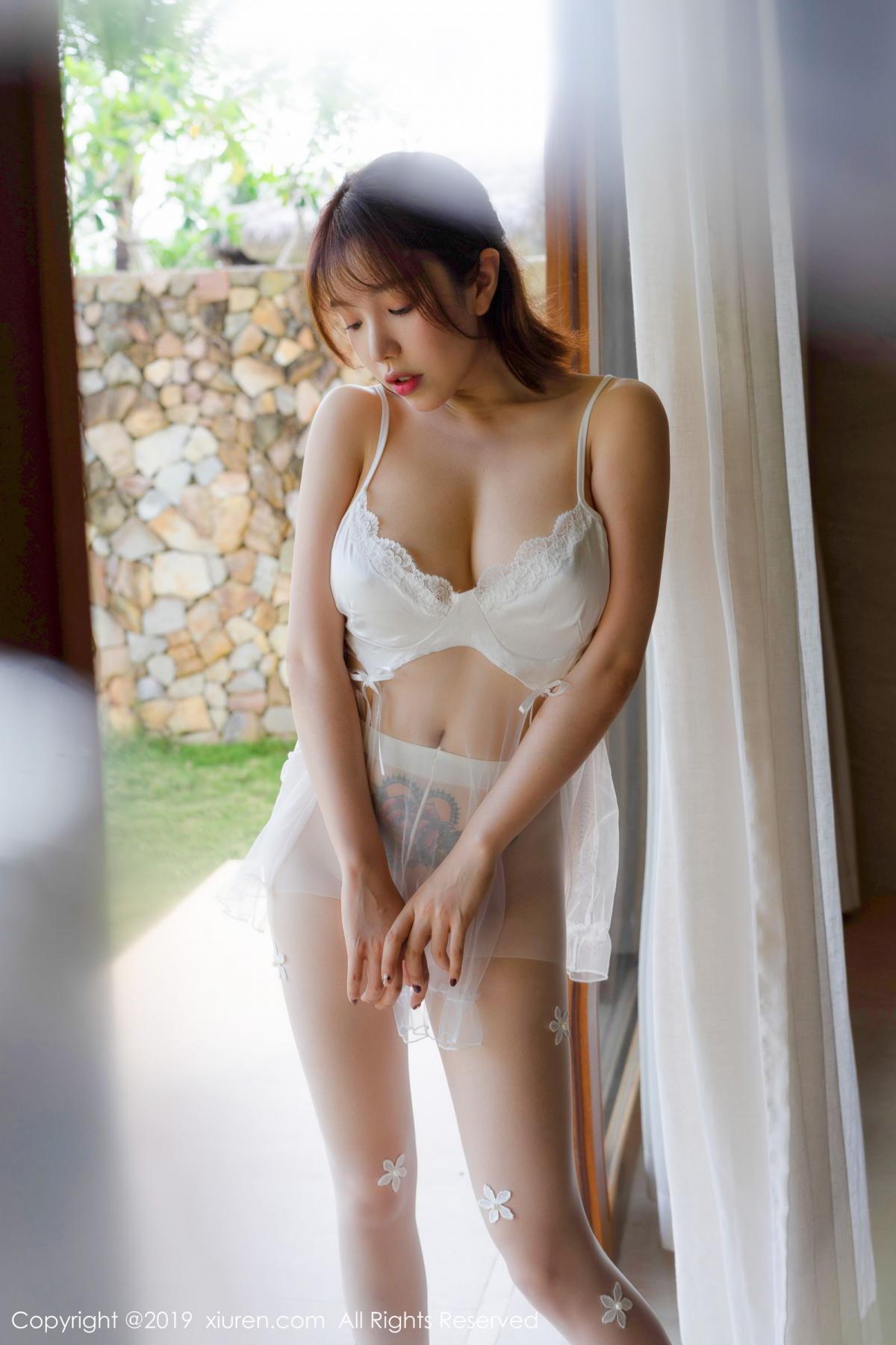 [XiuRen] Vol.1578 Huang Le Ran 2P, Huang Le Ran, Underwear, Xiuren