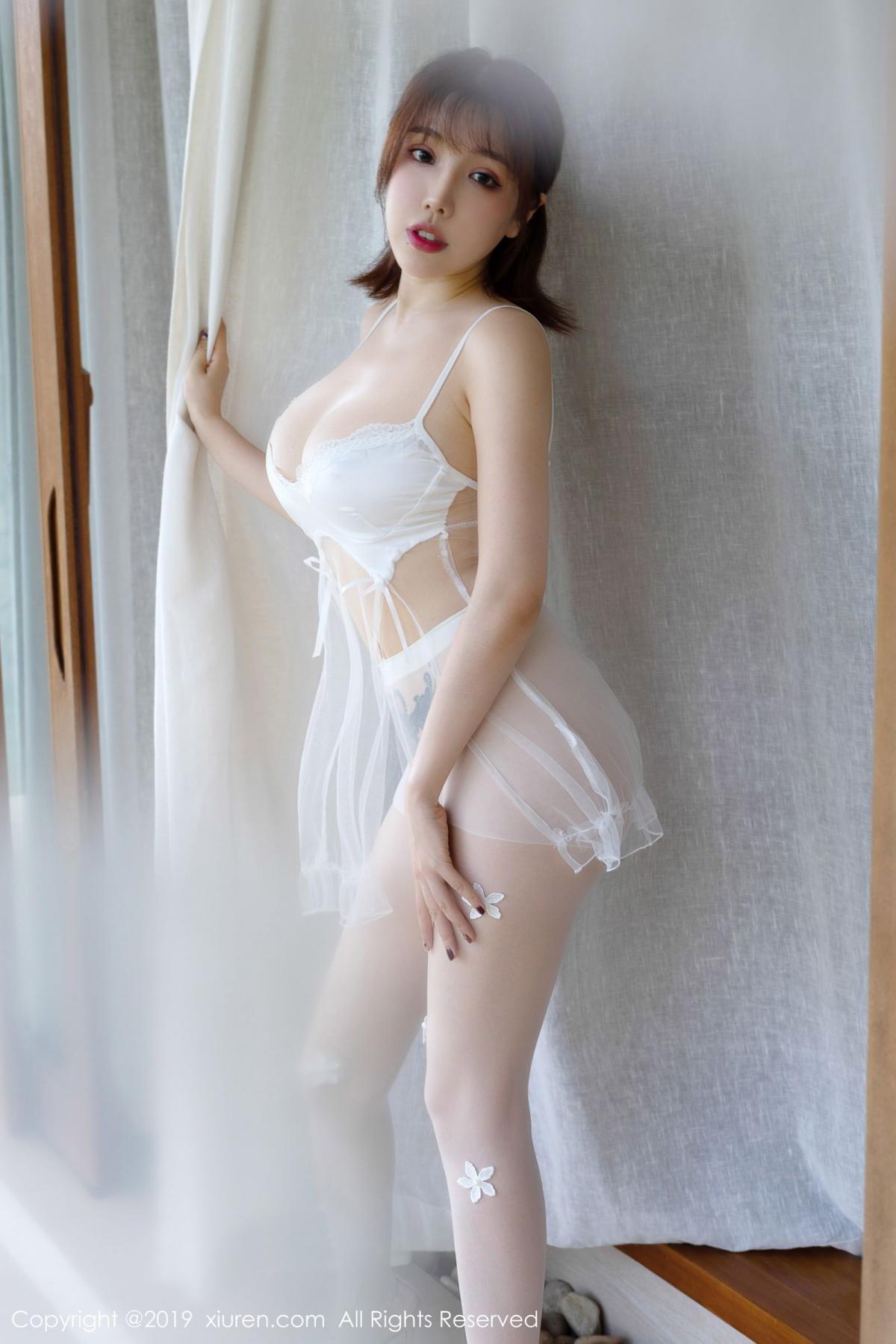 [XiuRen] Vol.1578 Huang Le Ran 3P, Huang Le Ran, Underwear, Xiuren