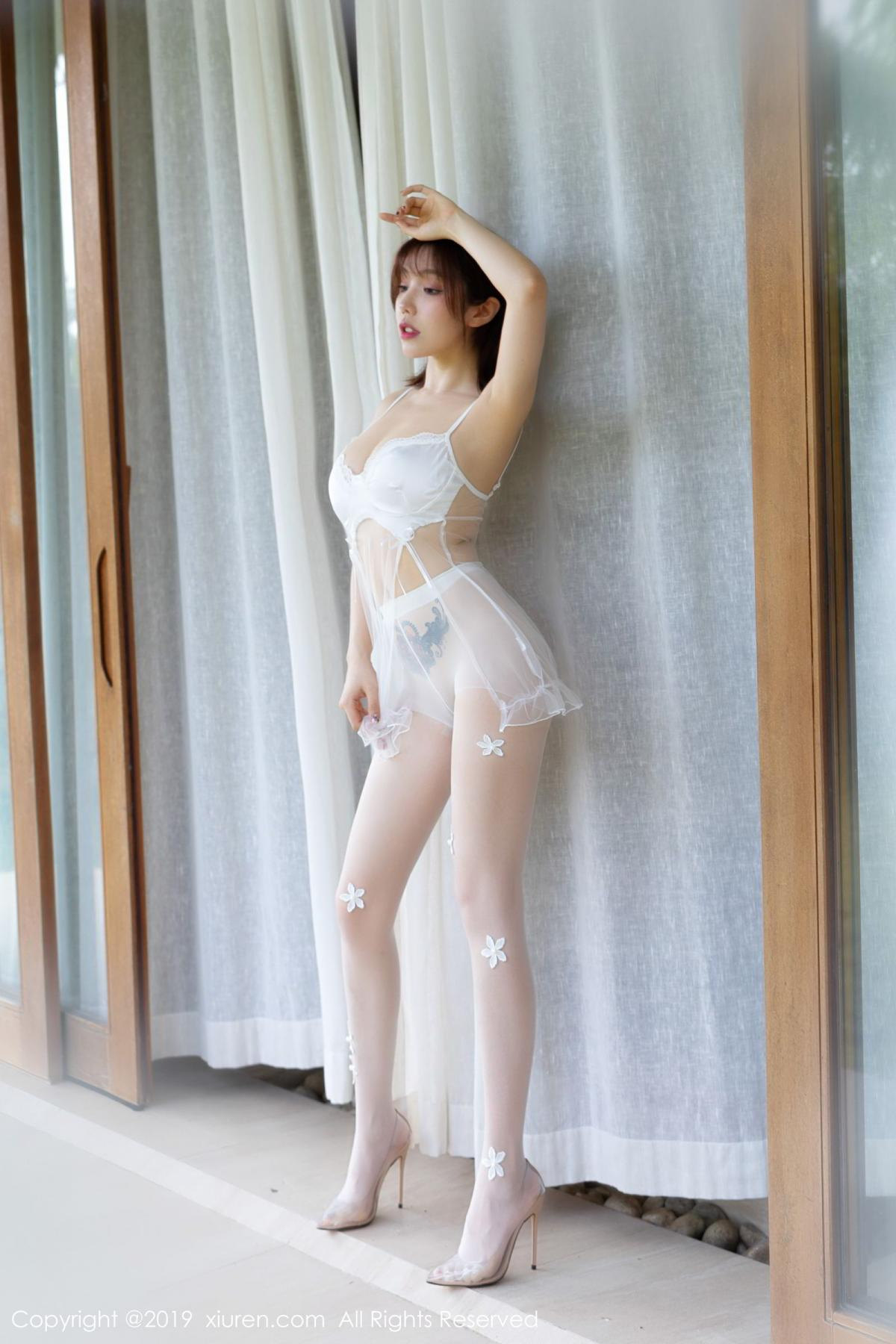 [XiuRen] Vol.1578 Huang Le Ran 7P, Huang Le Ran, Underwear, Xiuren