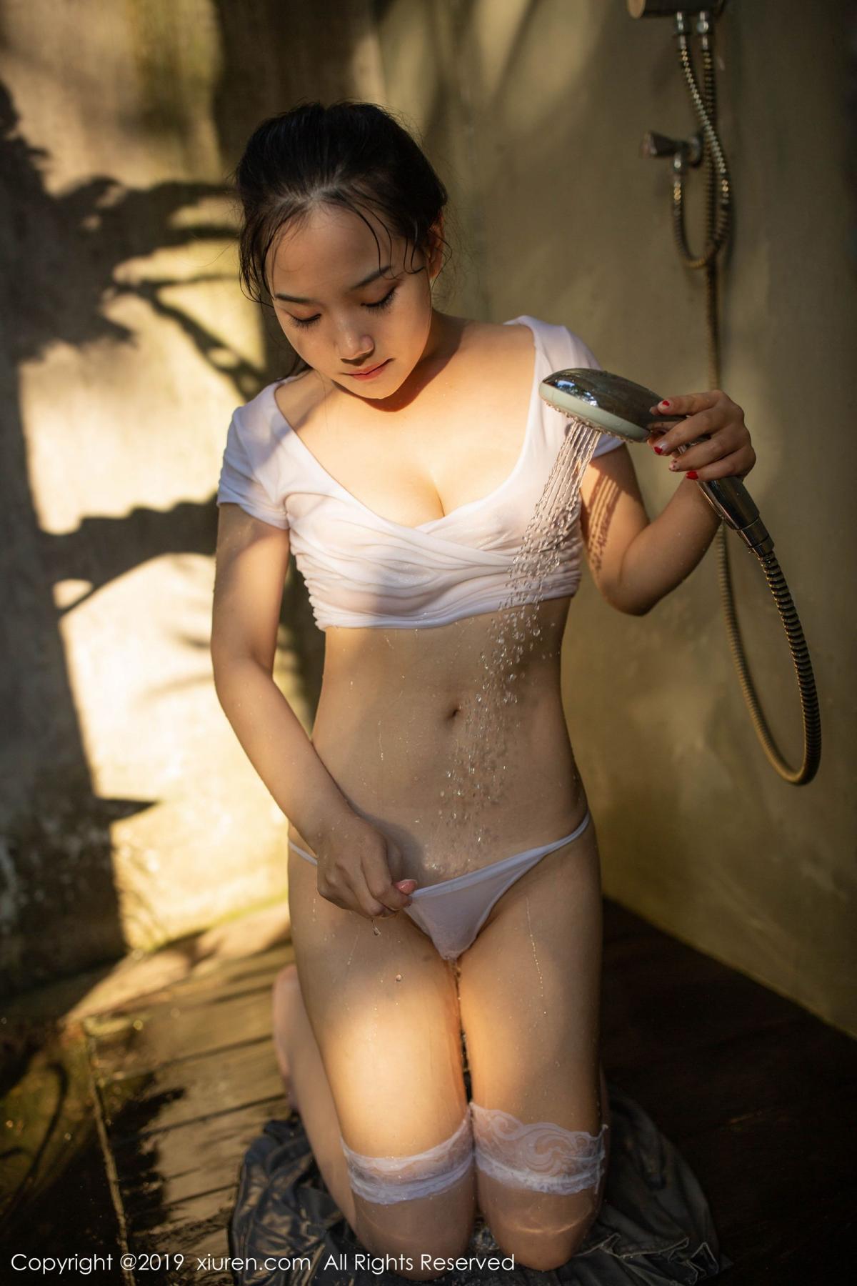 [XiuRen] Vol.1586 Xu Wei Wei 91P, Swim Pool, Wet, Xiuren, Xu Wei Wei