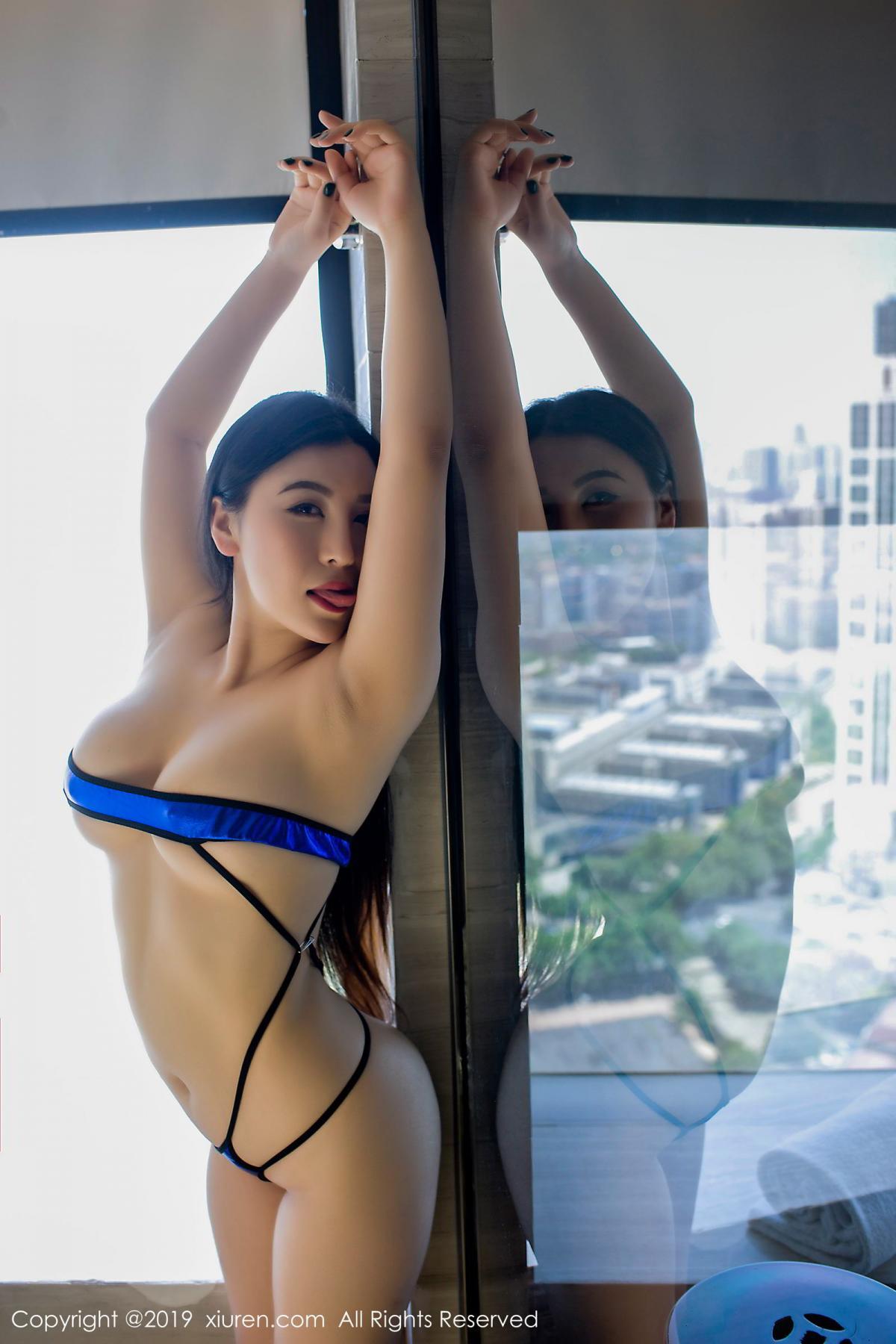 [XiuRen] Vol.1588 Yi Ruo 18P, Bikini, Xiuren, Yi Ruo