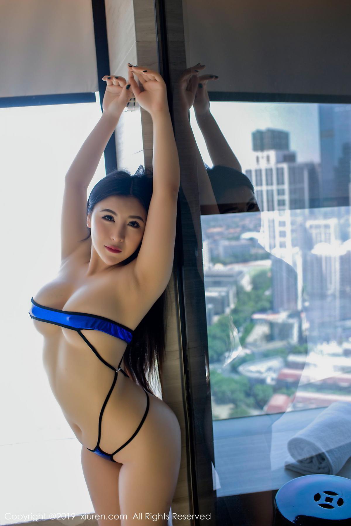 [XiuRen] Vol.1588 Yi Ruo 19P, Bikini, Xiuren, Yi Ruo