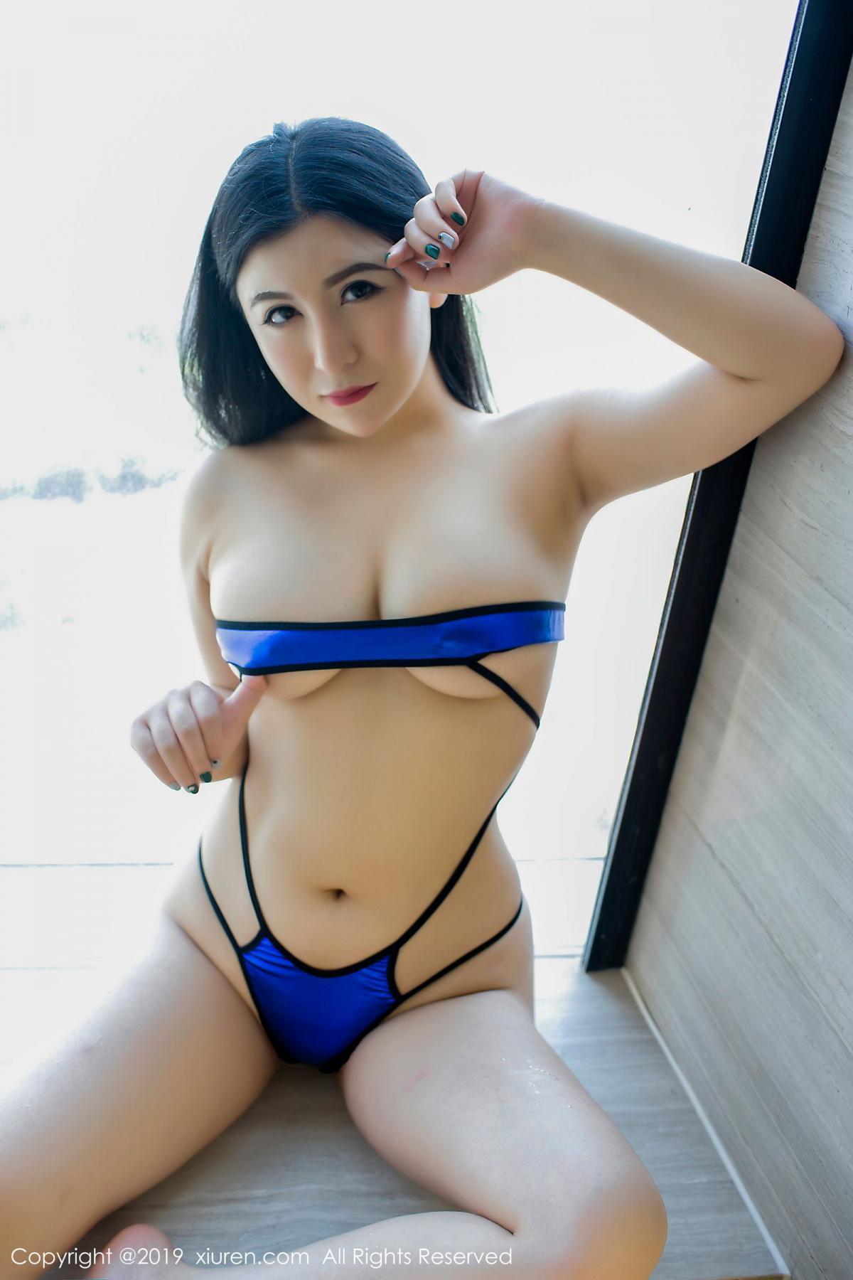 [XiuRen] Vol.1588 Yi Ruo 43P, Bikini, Xiuren, Yi Ruo