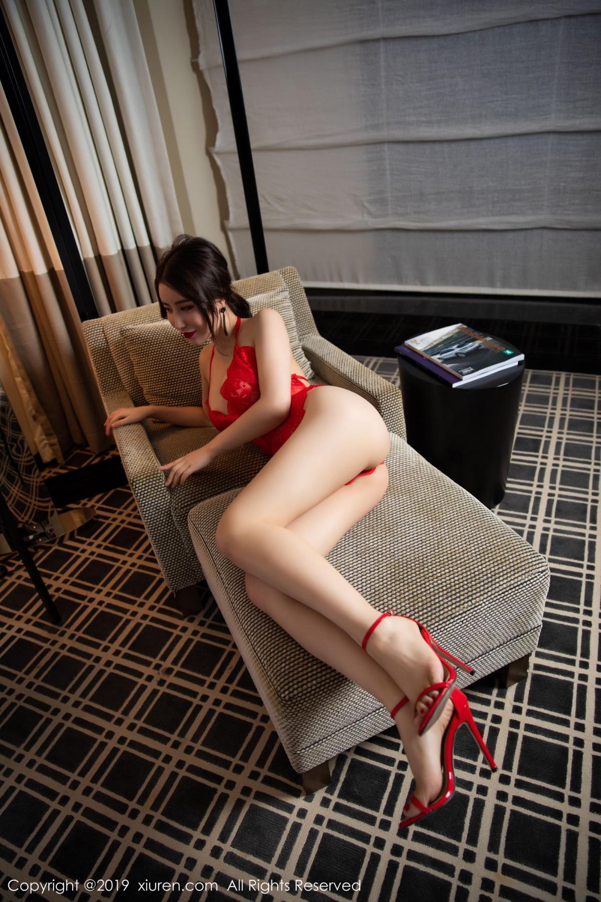 [XiuRen] Vol.1589 Xie Zhi Xin 12P, Sexy, Underwear, Xie Zhi Xin, Xiuren