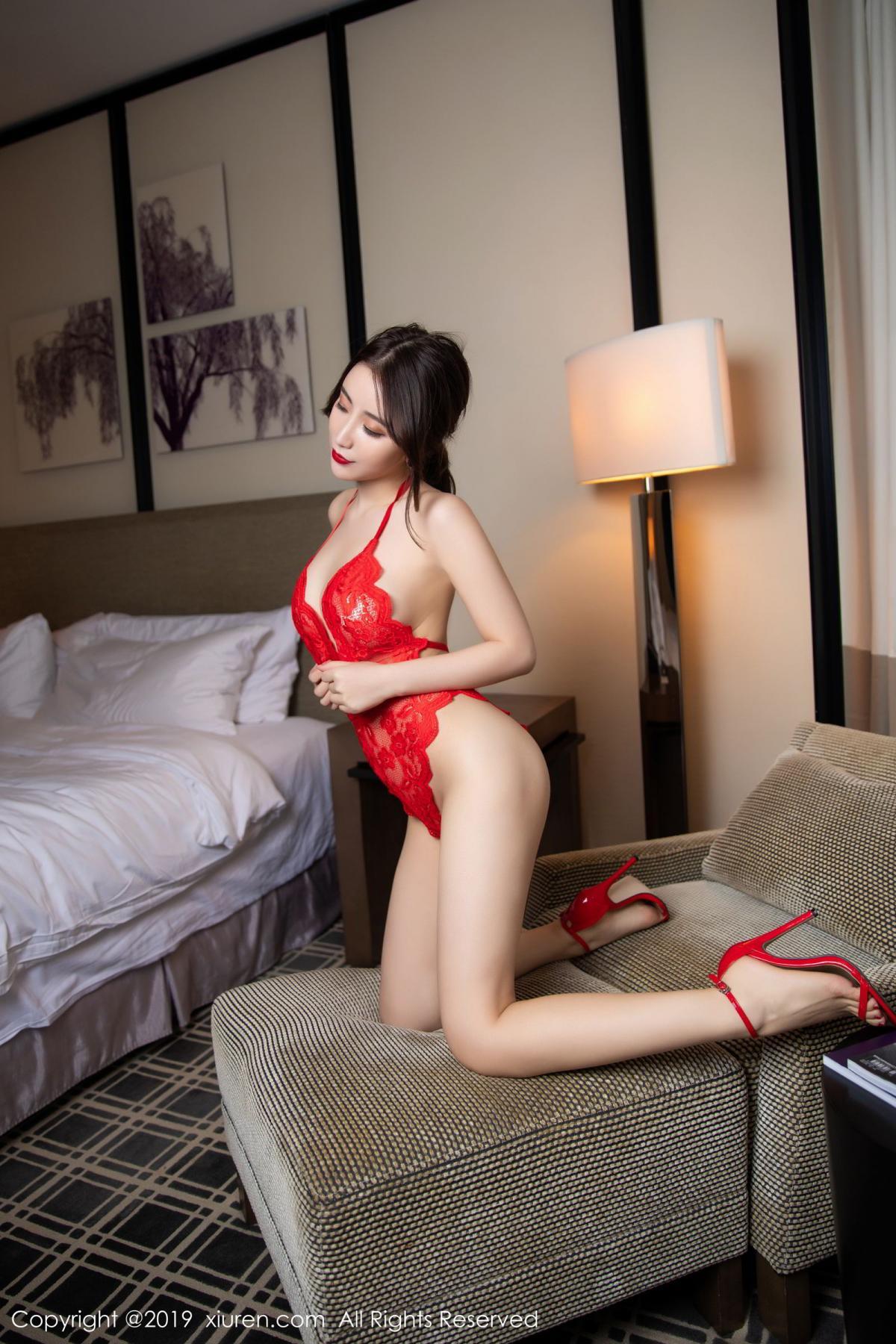 [XiuRen] Vol.1589 Xie Zhi Xin 15P, Sexy, Underwear, Xie Zhi Xin, Xiuren