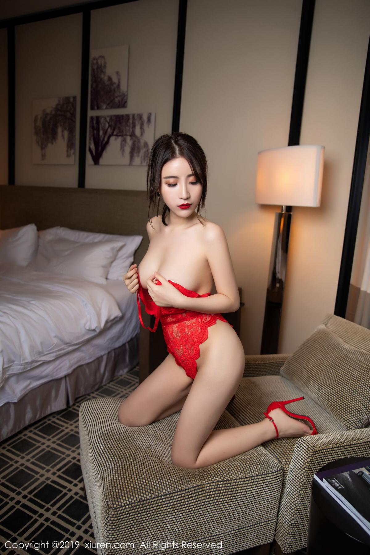 [XiuRen] Vol.1589 Xie Zhi Xin 16P, Sexy, Underwear, Xie Zhi Xin, Xiuren