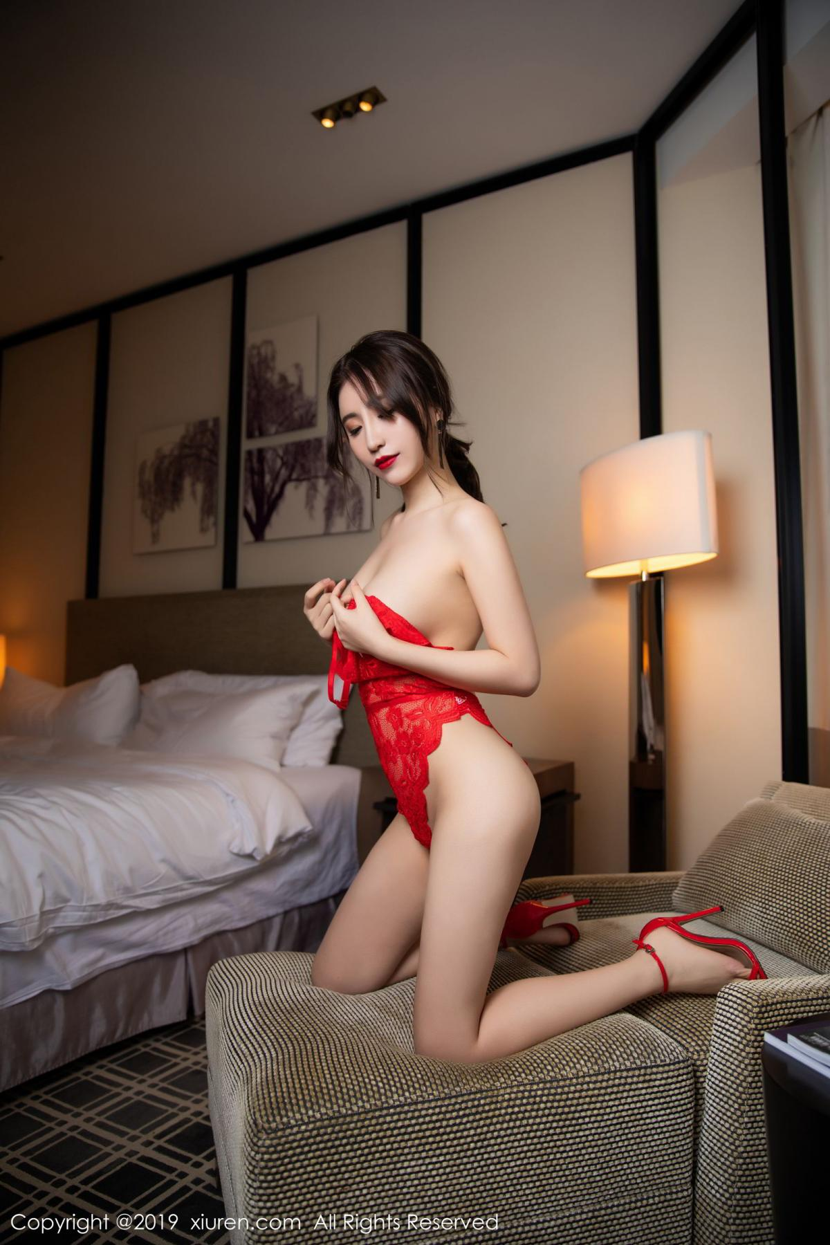 [XiuRen] Vol.1589 Xie Zhi Xin 17P, Sexy, Underwear, Xie Zhi Xin, Xiuren