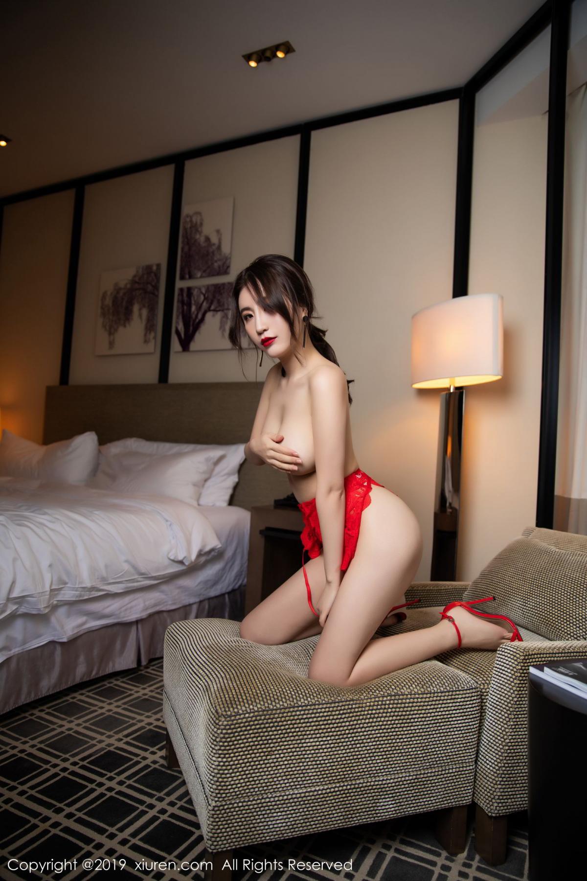 [XiuRen] Vol.1589 Xie Zhi Xin 18P, Sexy, Underwear, Xie Zhi Xin, Xiuren