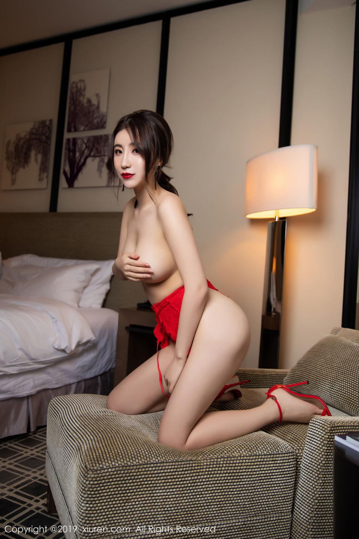 [XiuRen] Vol.1589 Xie Zhi Xin 19P, Sexy, Underwear, Xie Zhi Xin, Xiuren