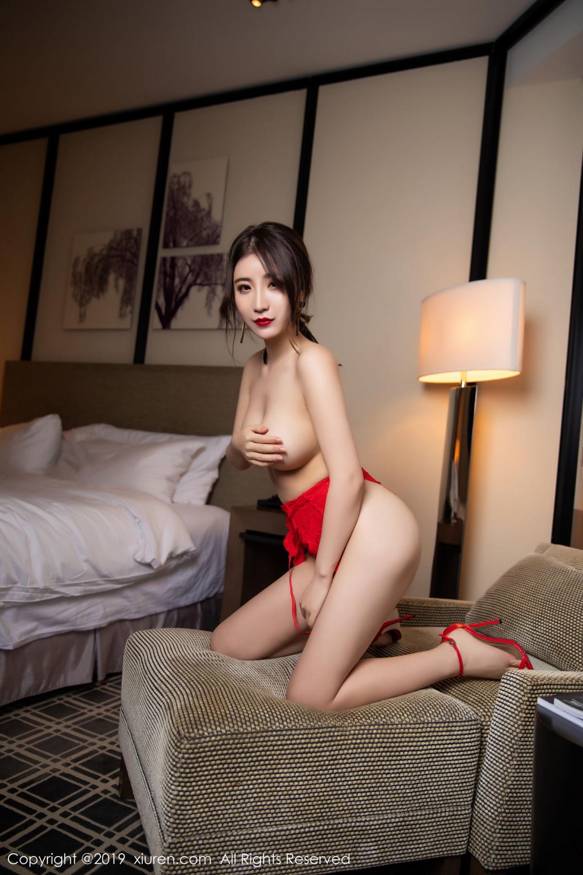 [XiuRen] Vol.1589 Xie Zhi Xin 20P, Sexy, Underwear, Xie Zhi Xin, Xiuren