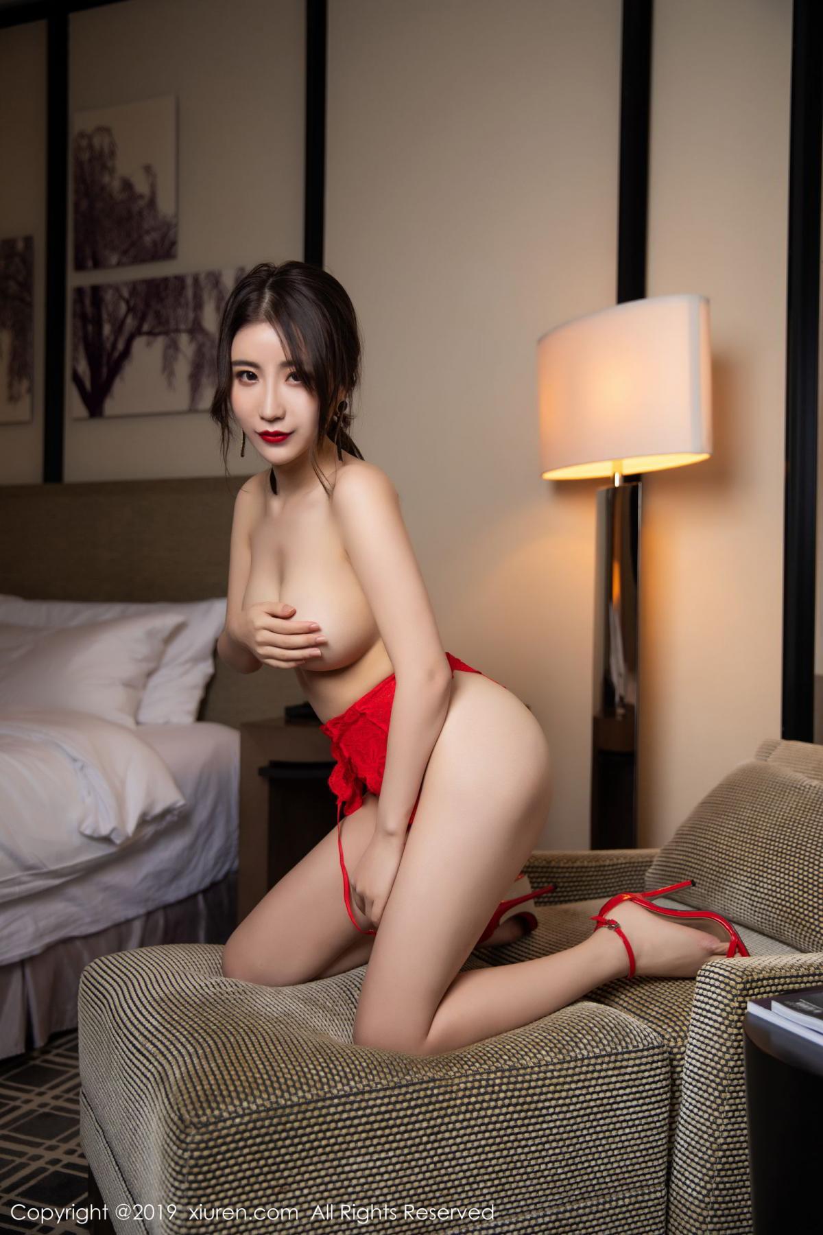 [XiuRen] Vol.1589 Xie Zhi Xin 22P, Sexy, Underwear, Xie Zhi Xin, Xiuren