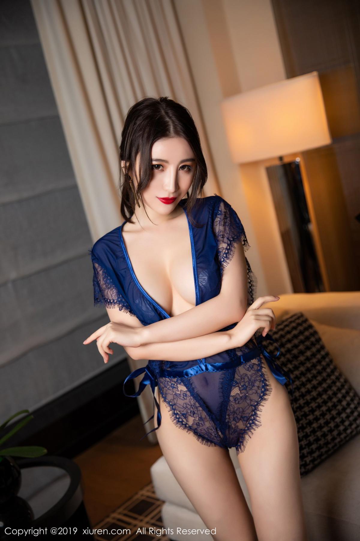 [XiuRen] Vol.1589 Xie Zhi Xin 24P, Sexy, Underwear, Xie Zhi Xin, Xiuren