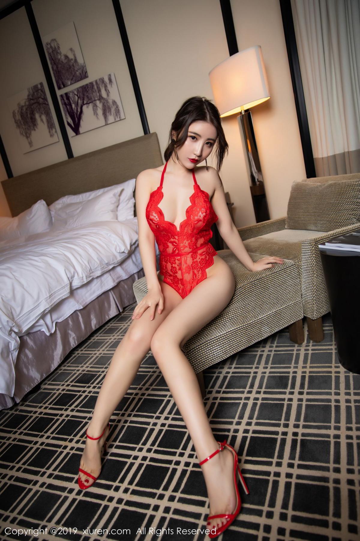 [XiuRen] Vol.1589 Xie Zhi Xin 3P, Sexy, Underwear, Xie Zhi Xin, Xiuren
