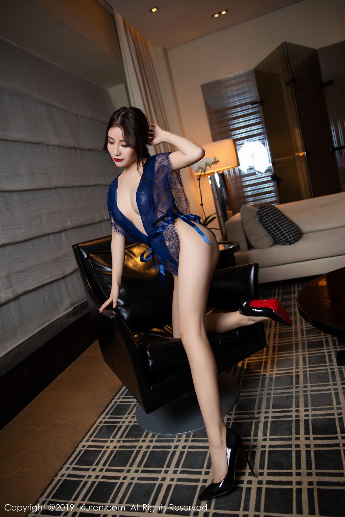[XiuRen] Vol.1589 Xie Zhi Xin 42P, Sexy, Underwear, Xie Zhi Xin, Xiuren