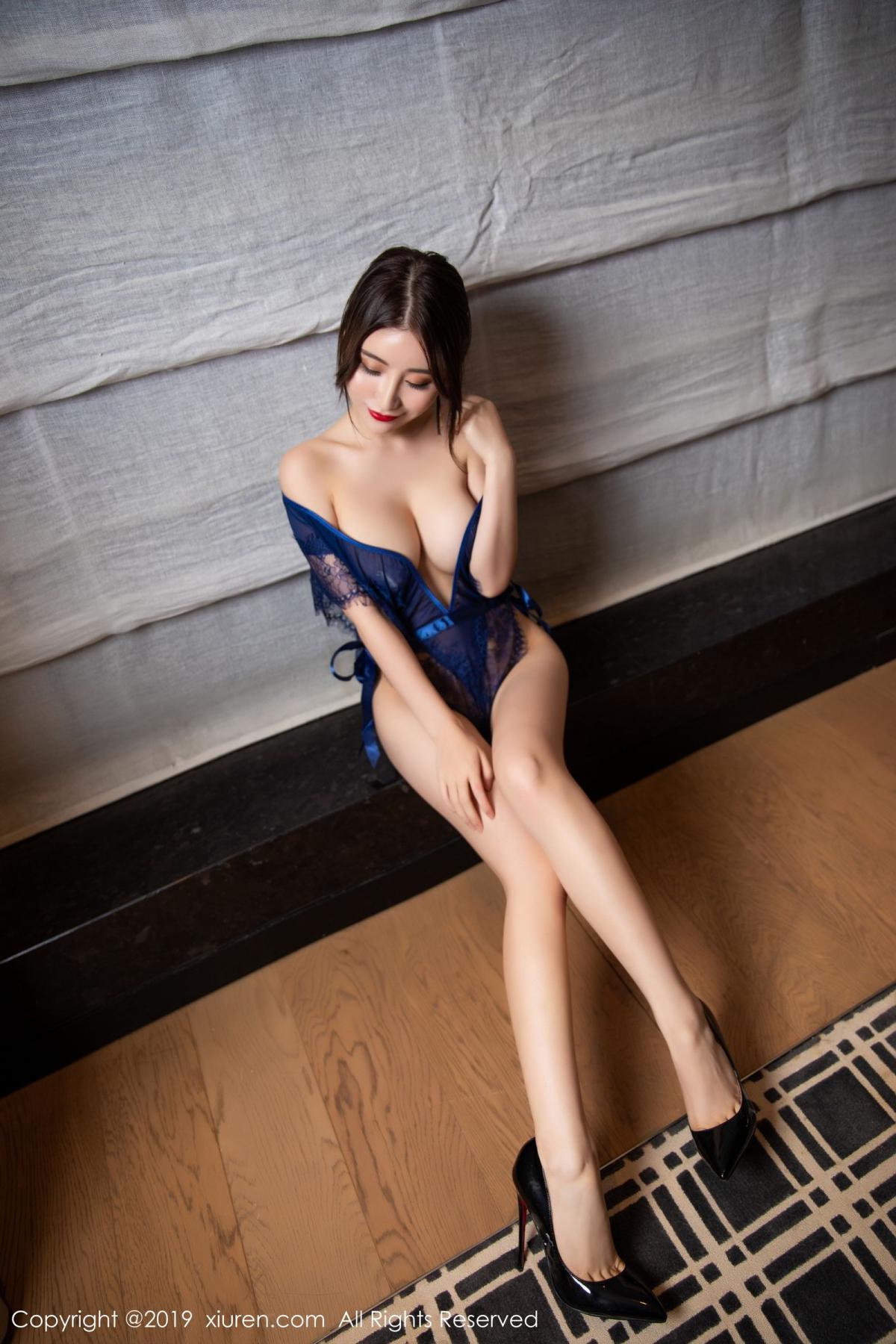 [XiuRen] Vol.1589 Xie Zhi Xin 44P, Sexy, Underwear, Xie Zhi Xin, Xiuren